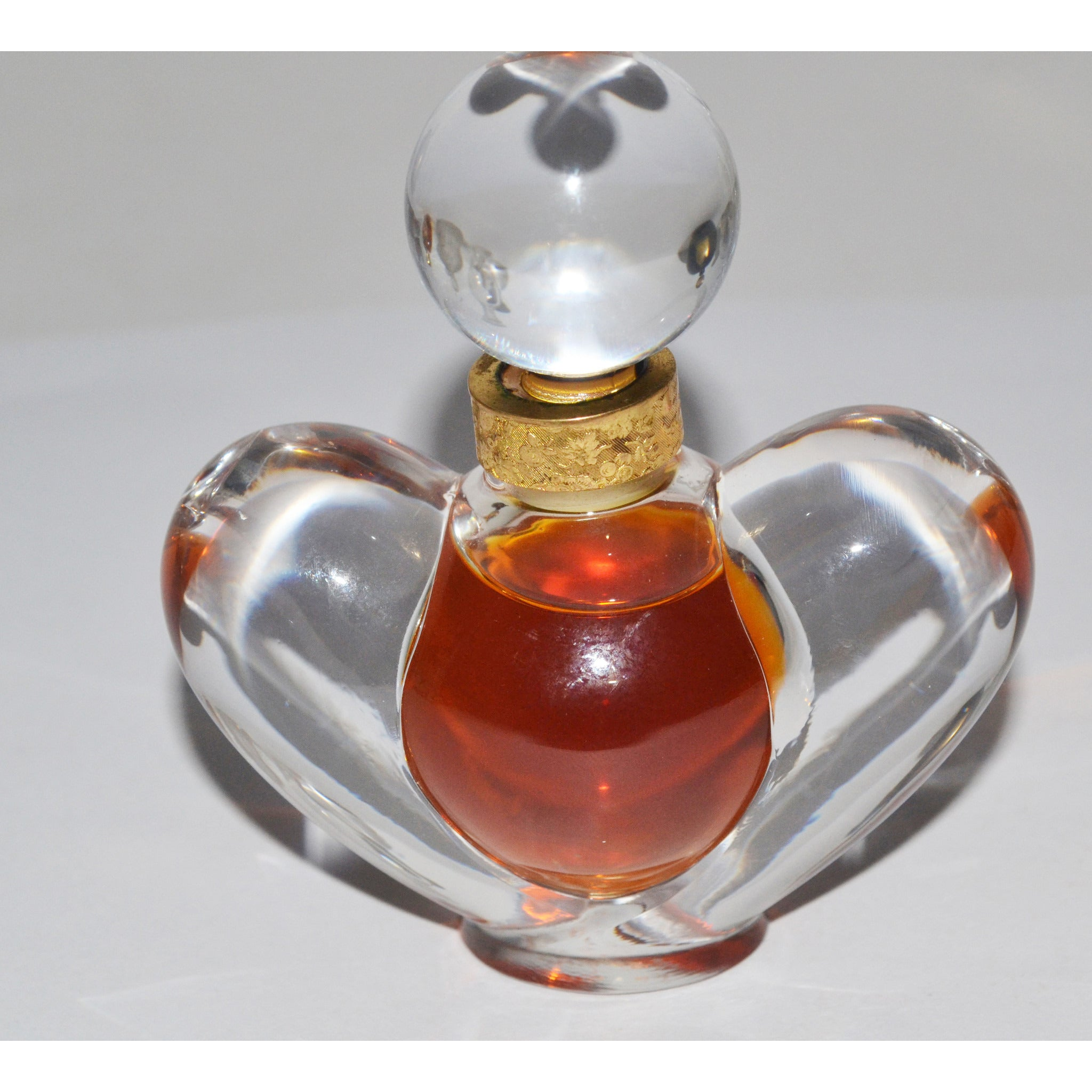 Vintage Farouche Lalique Perfume By Nina Ricci