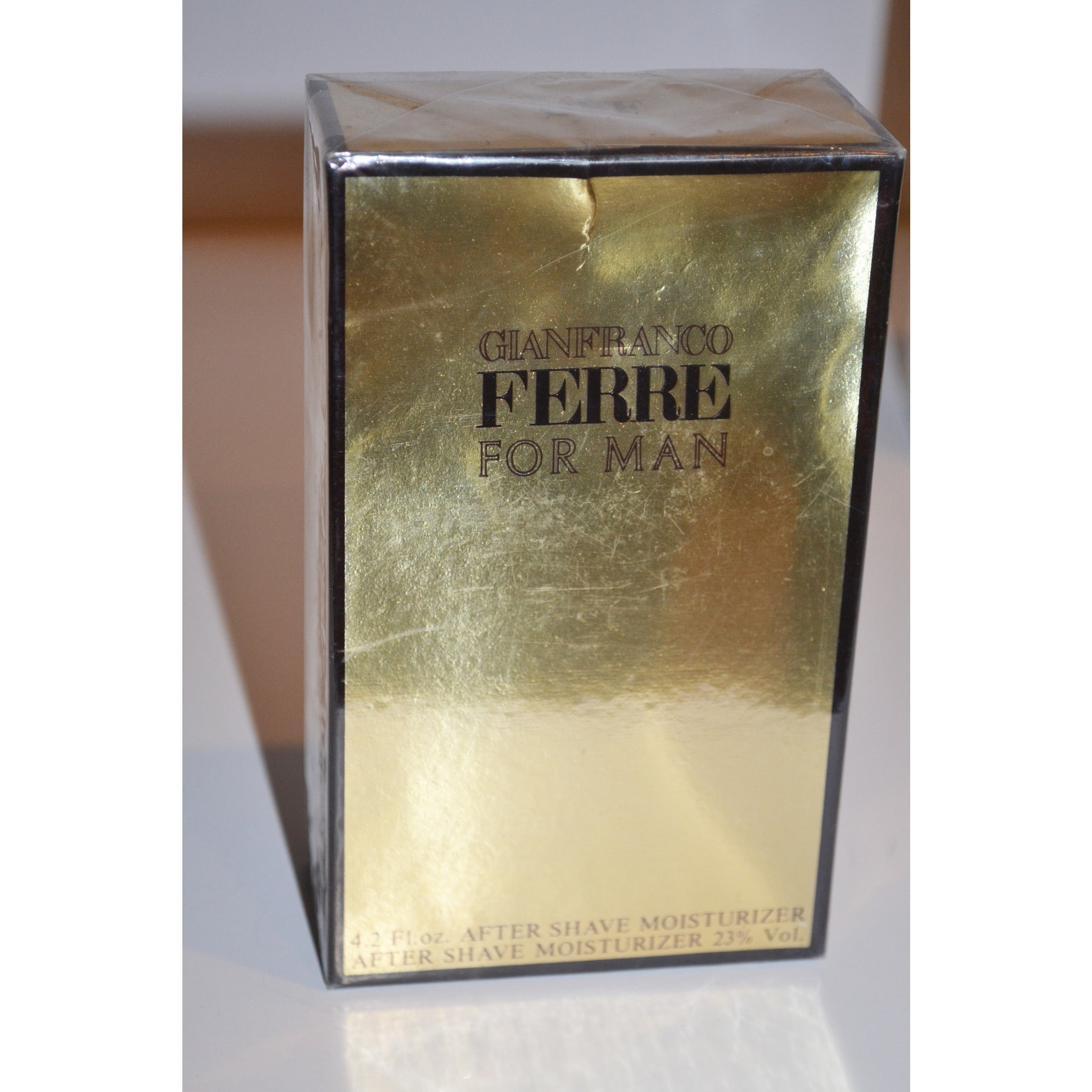 Vintage Ferre After Shave Moisturizer By Gianfranco