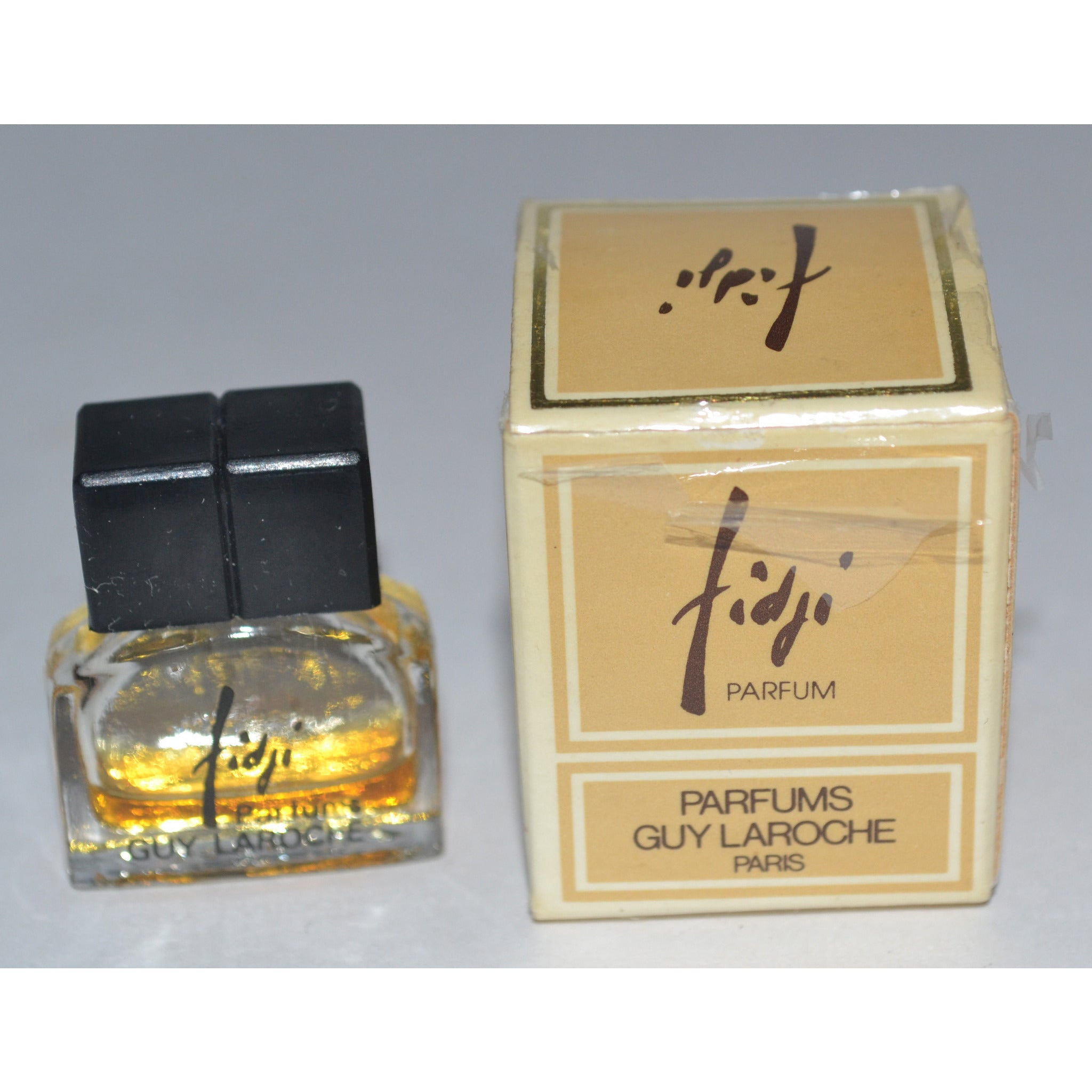 Vintage Fidji Parfum Mini By Guy Laroche