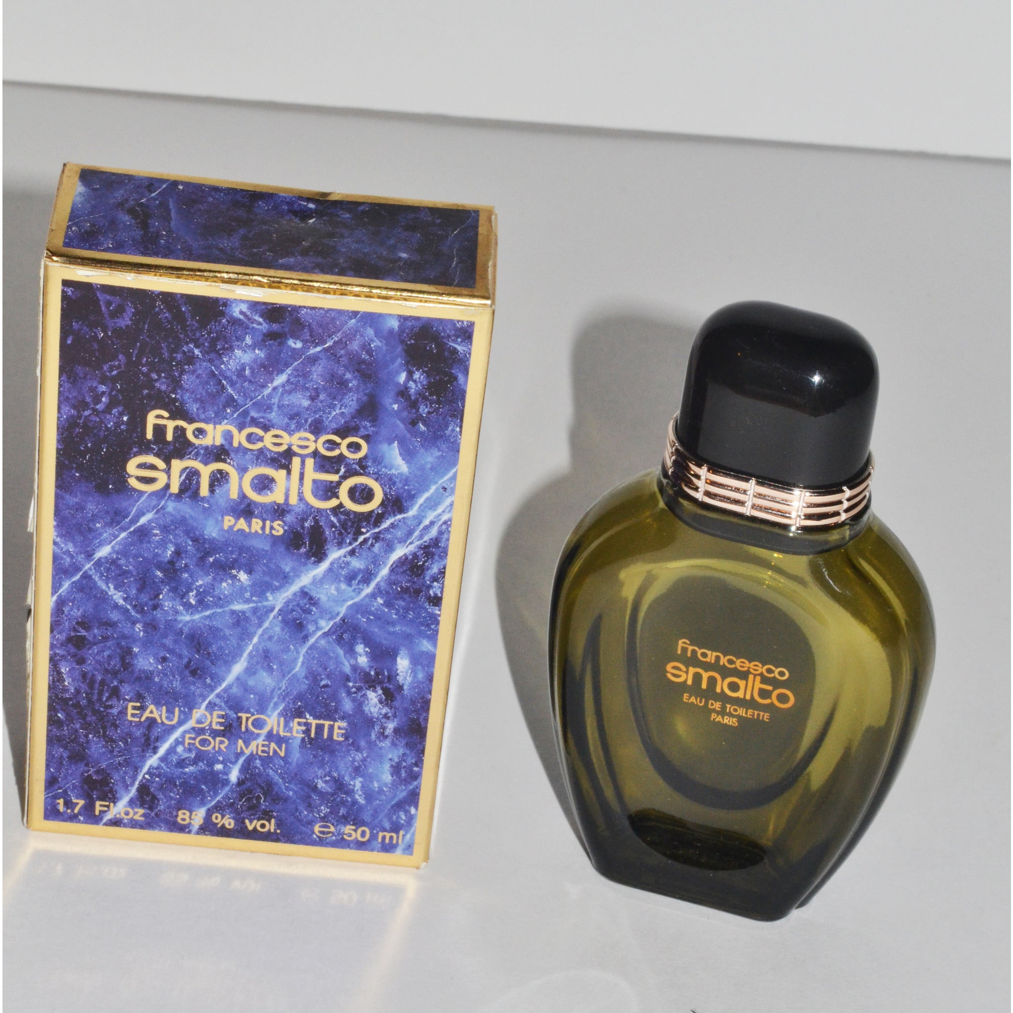 Vintage Francesco Smalto Eau De Toilette