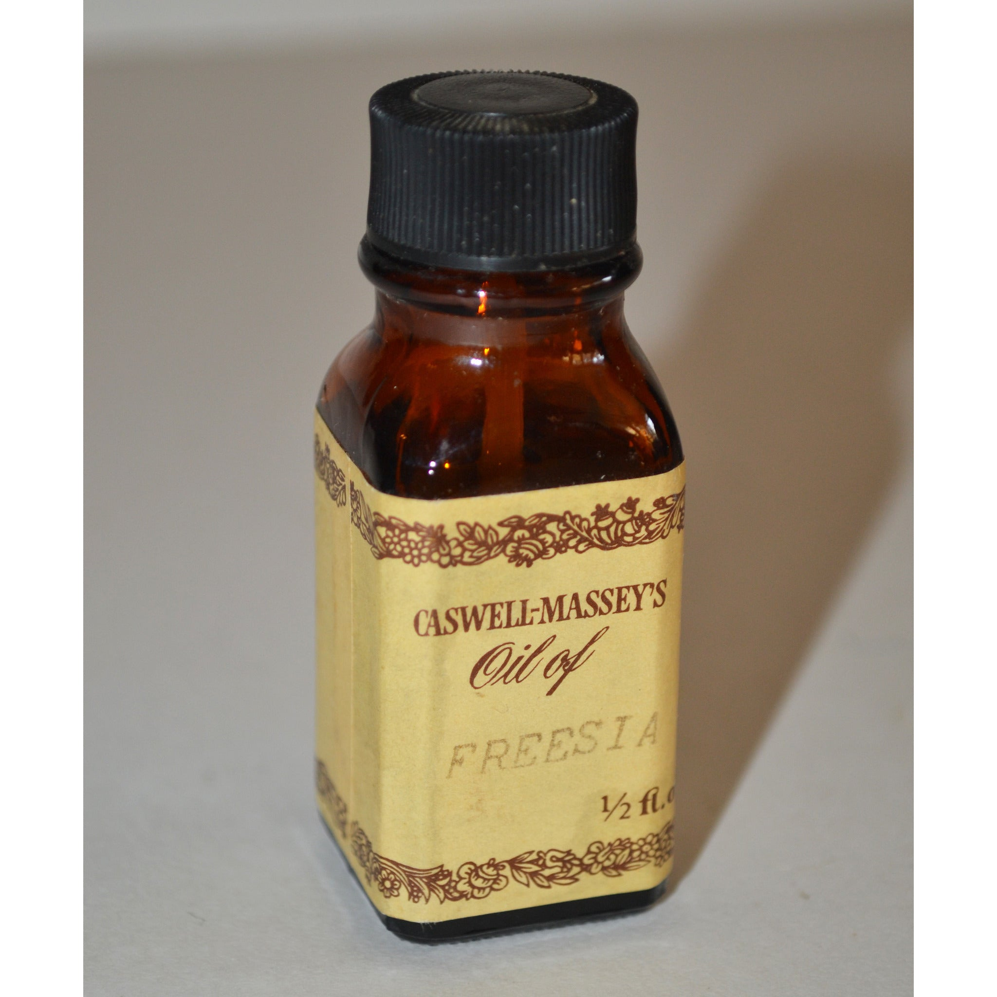 Vintage Freesia Oil By Caswell-Massey