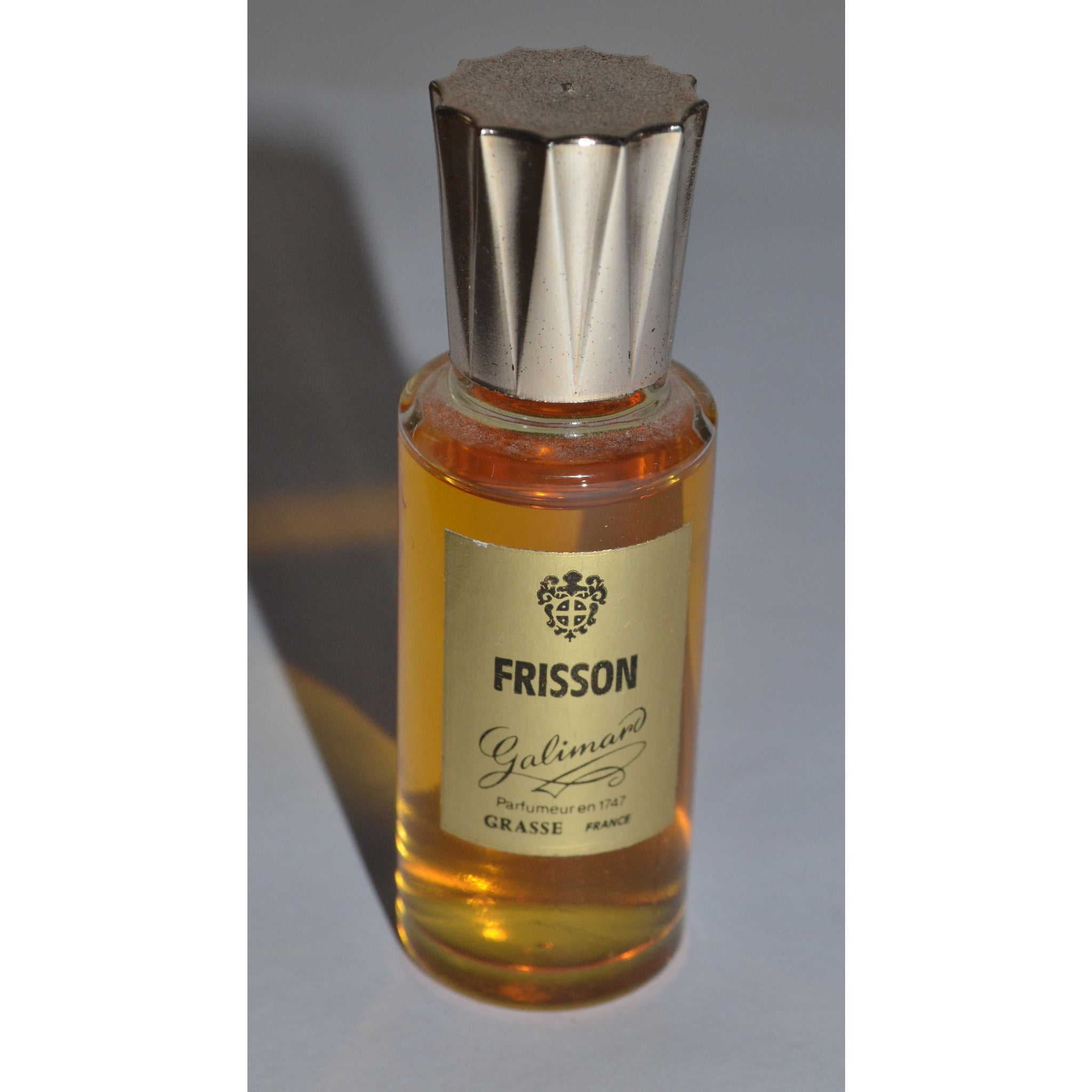 Vintage Frisson Perfume By Galimard
