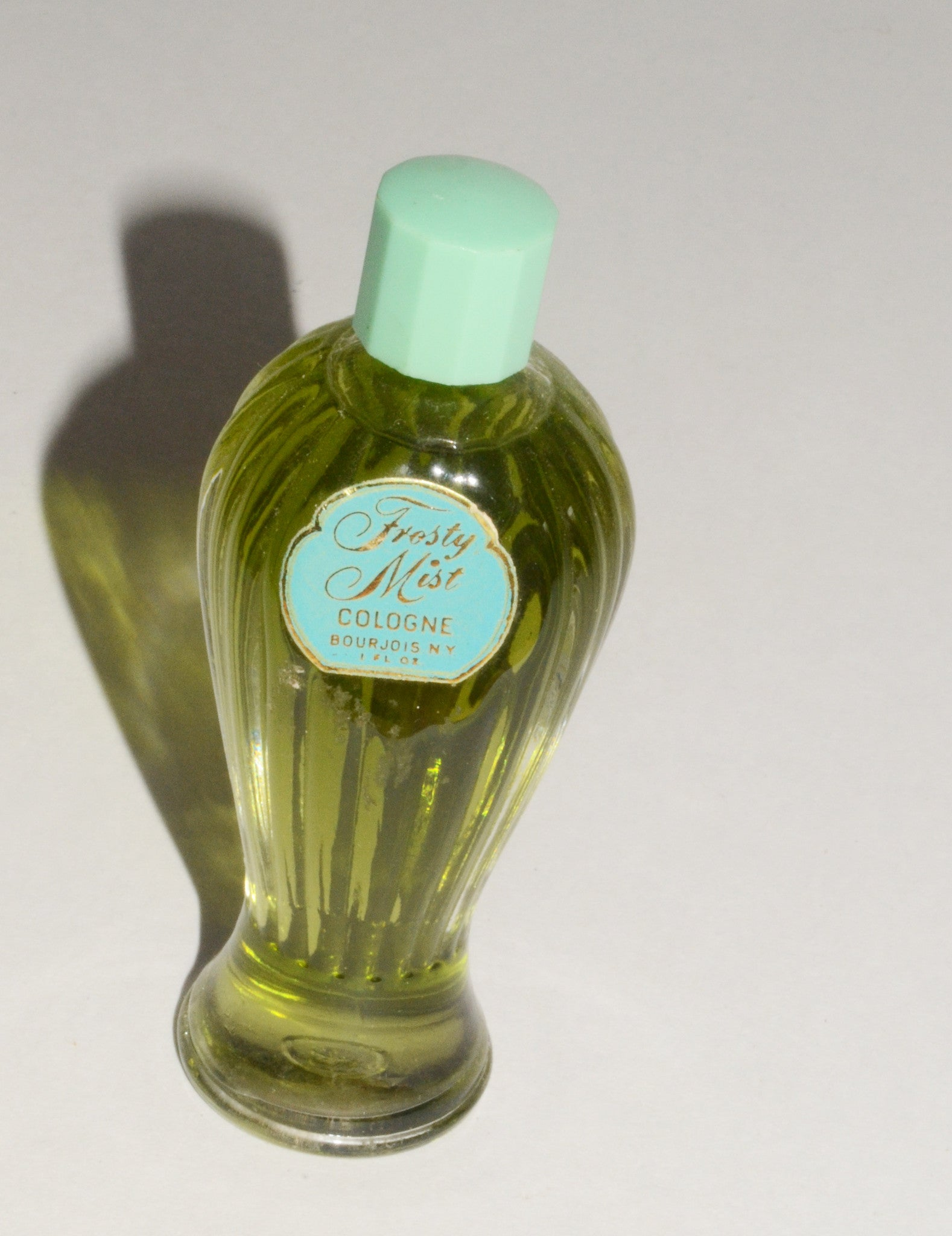 Vintage Frosty Mist Cologne By Bourjois