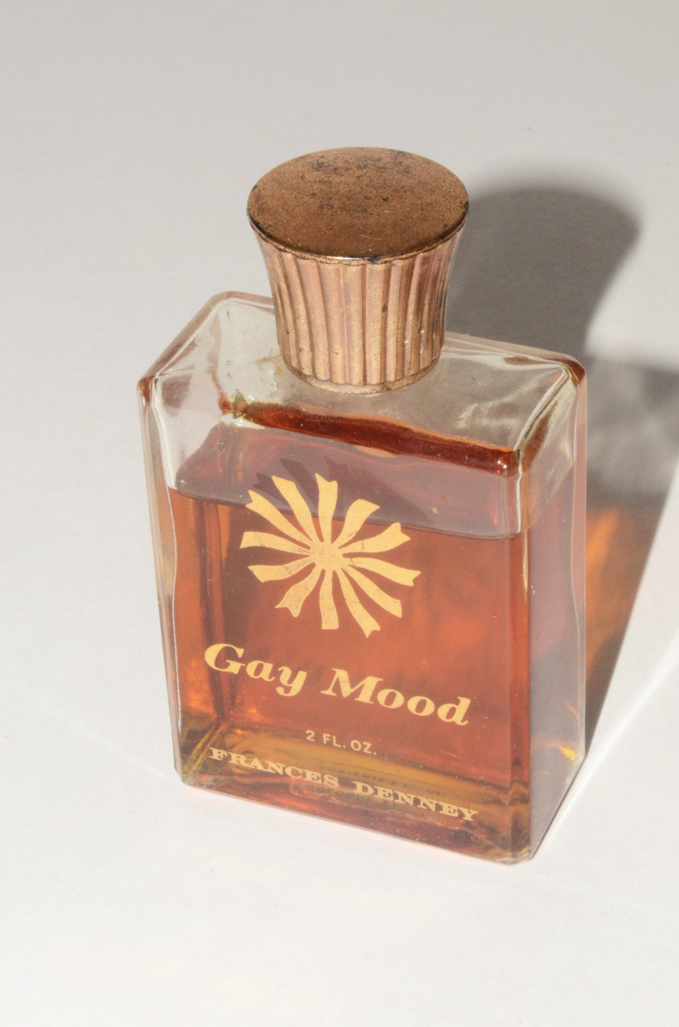 Vintage Gay Mood Cologne By Frances Denney