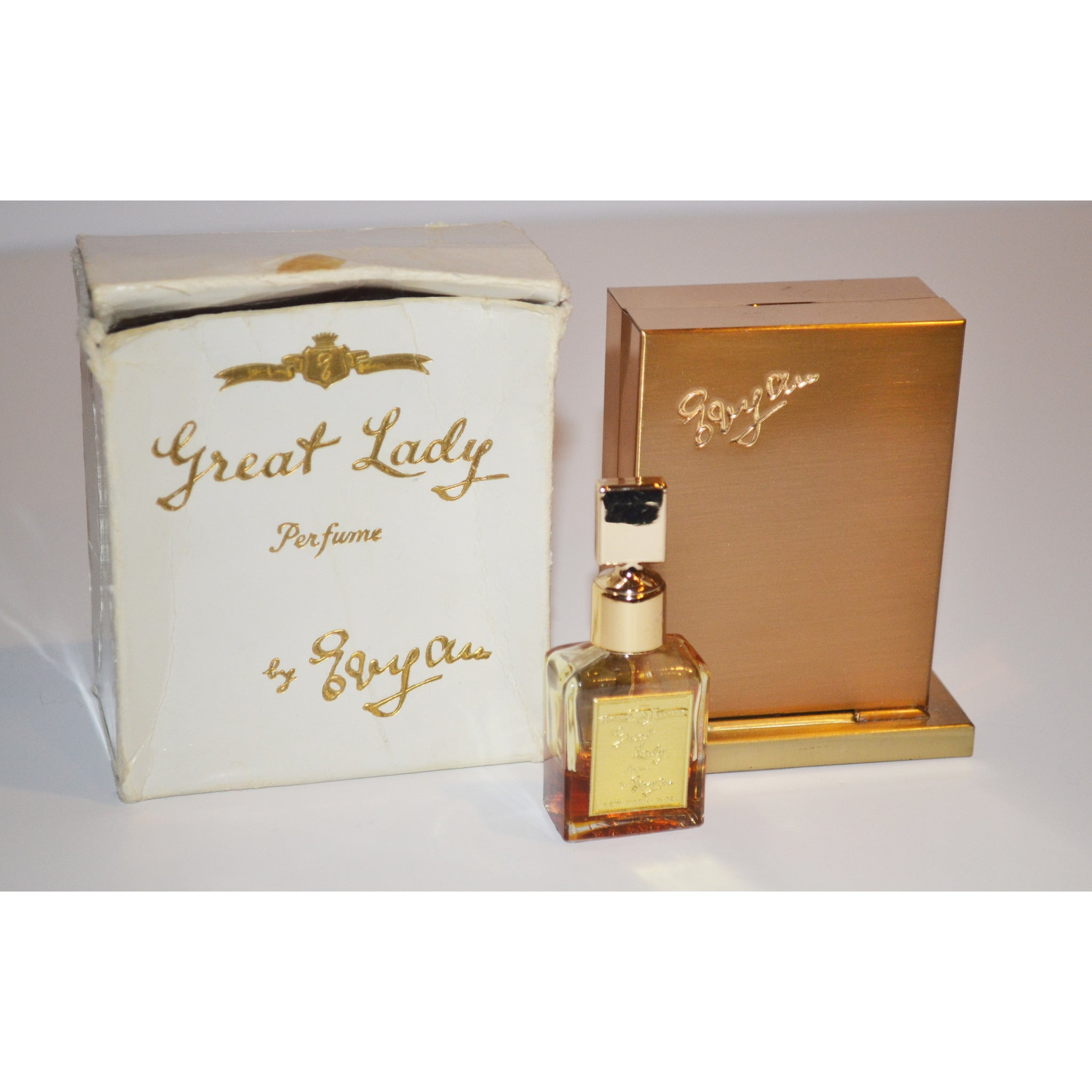 Vintage Great Lady Perfume By Evyan