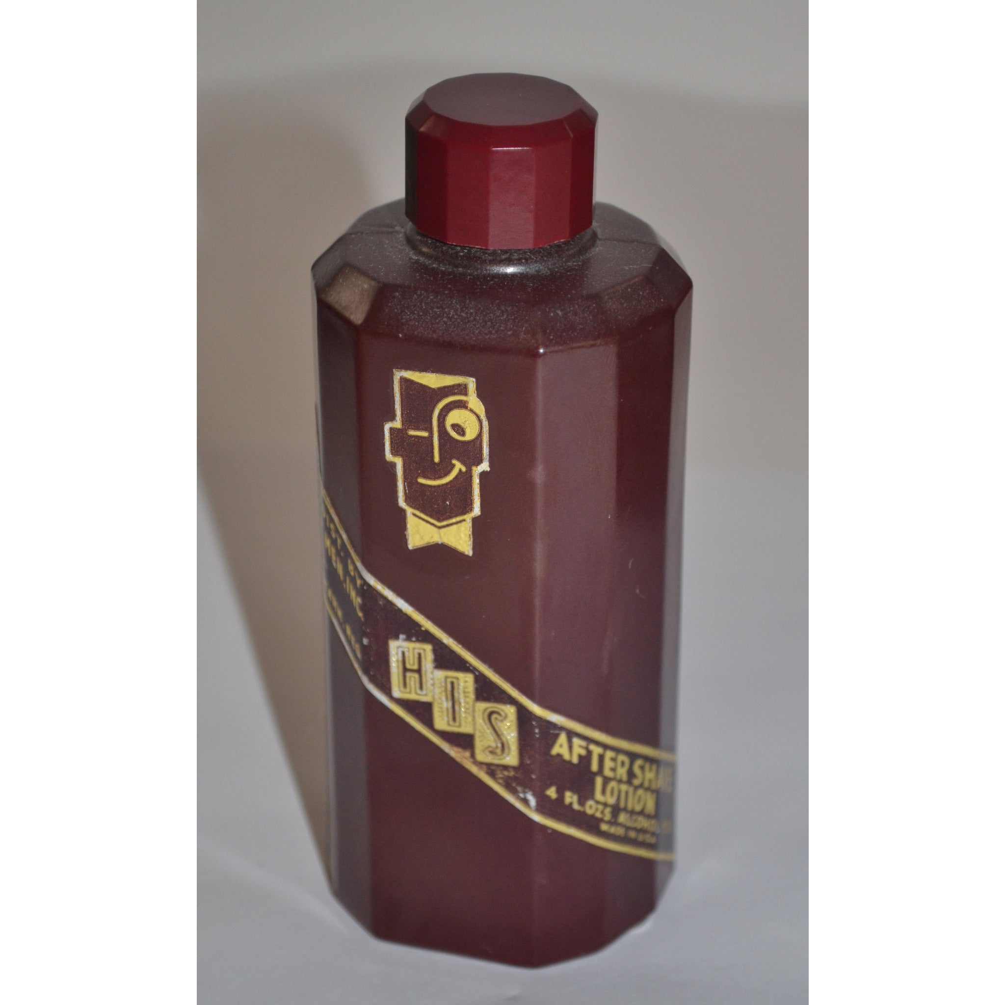 Vintage HIS House For Men After Shave Lotion