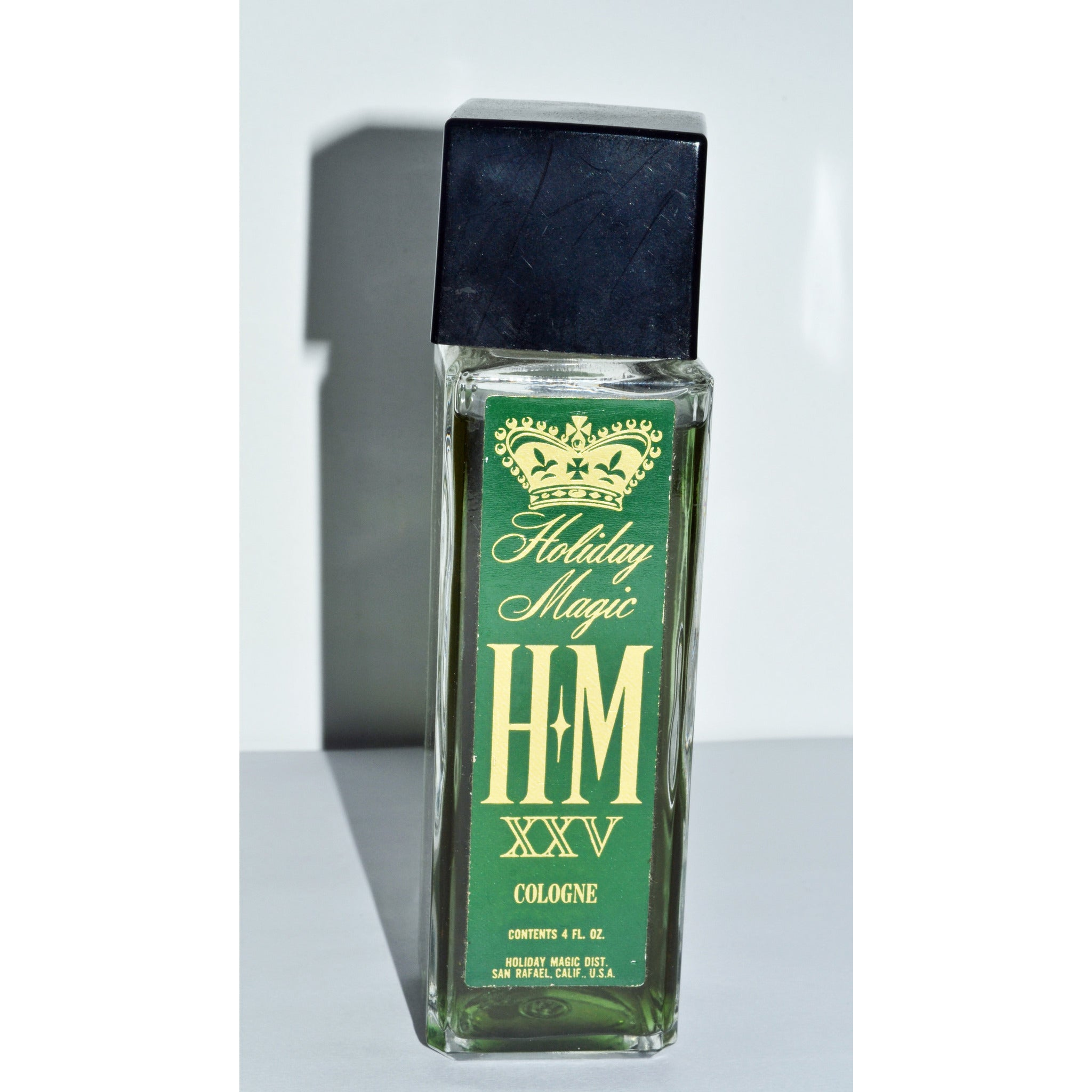 Vintage HM XXV Cologne By Holiday Magic