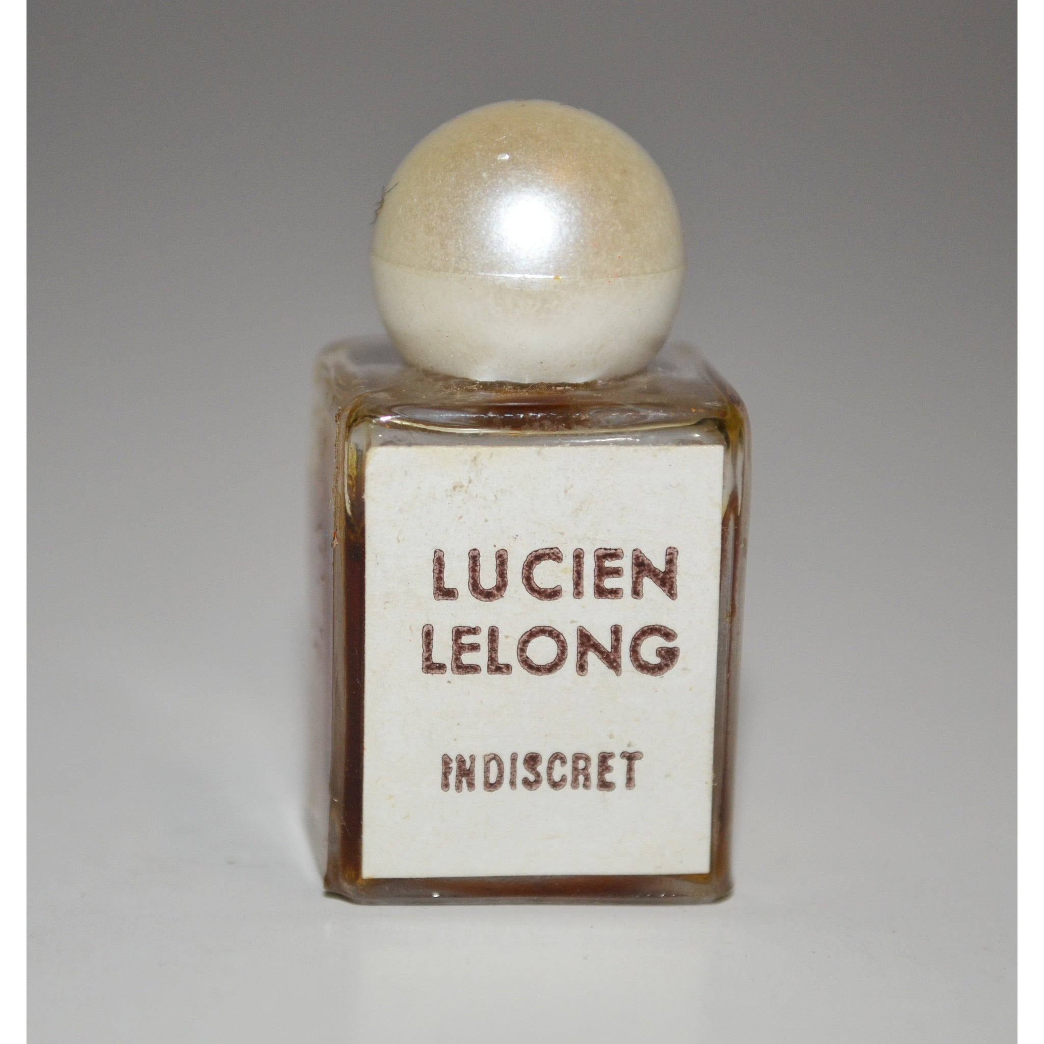 Vintage Indiscret Perfume Micro Mini by Lucien Lelong