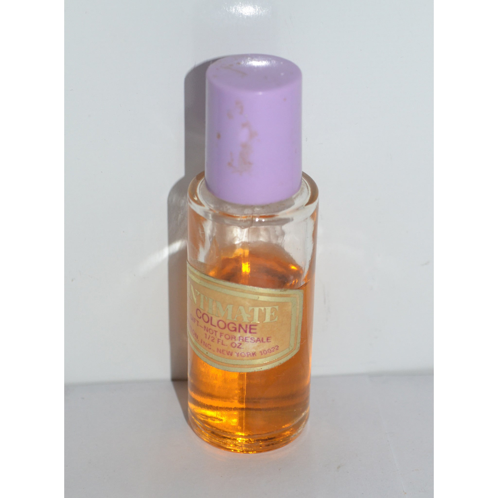 Vintage Intimate Cologne By Revlon