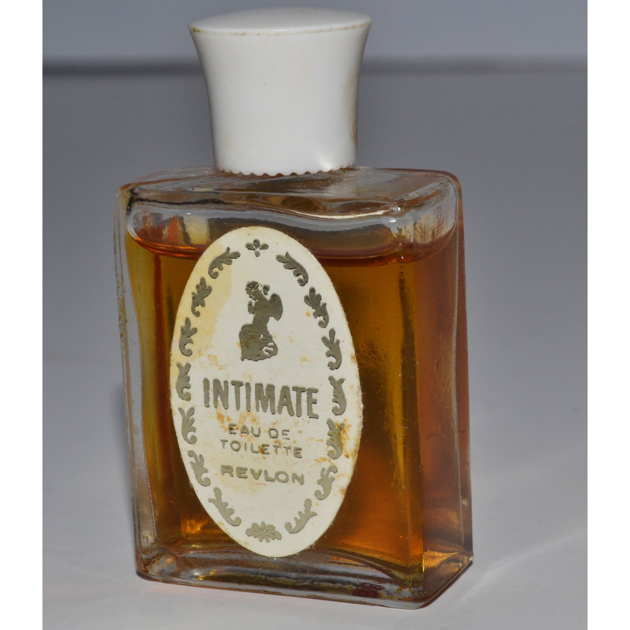 Vintage Intimate Eau De Toilette Mini By Revlon