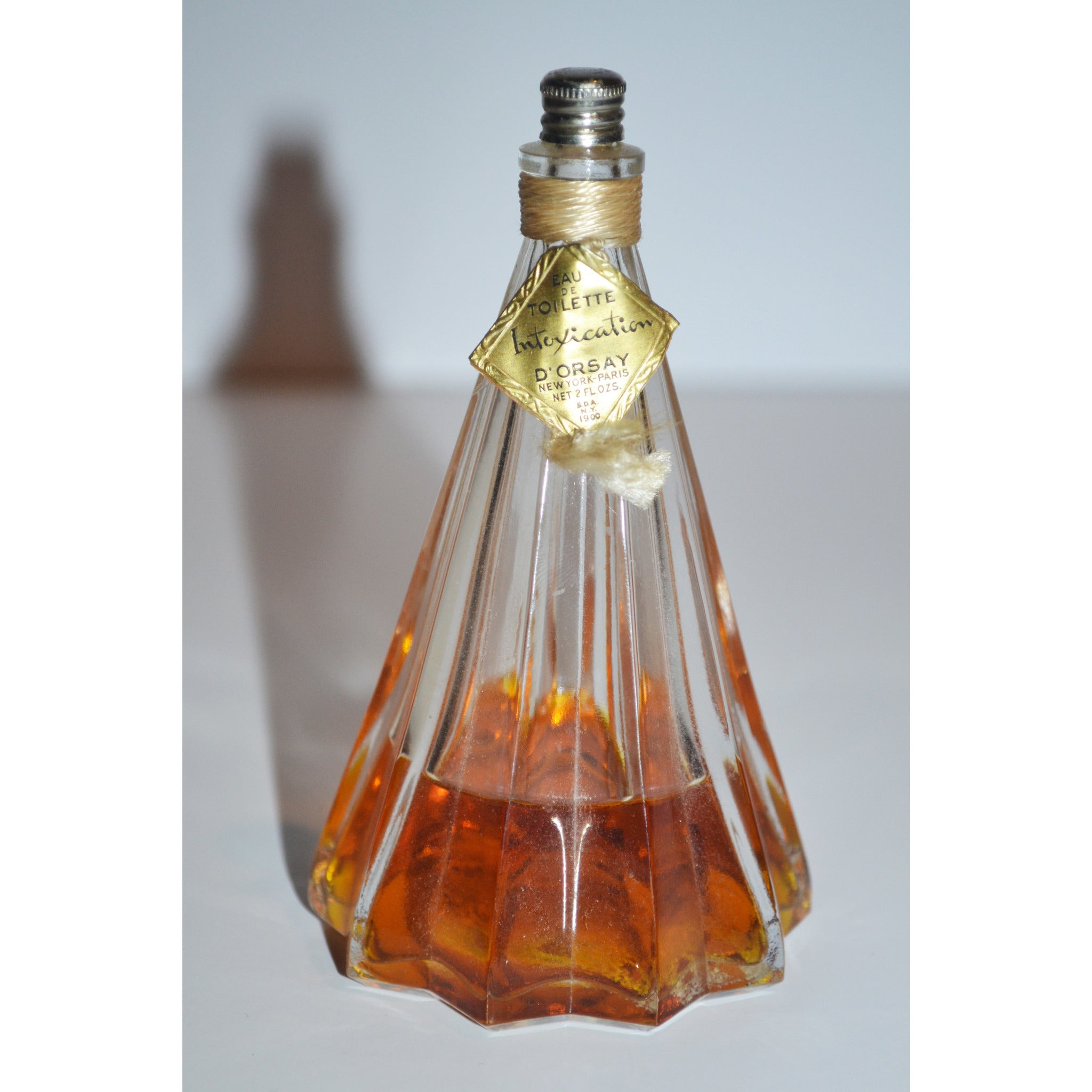 Vintage Intoxication Eau De Toilette By D'Orsay