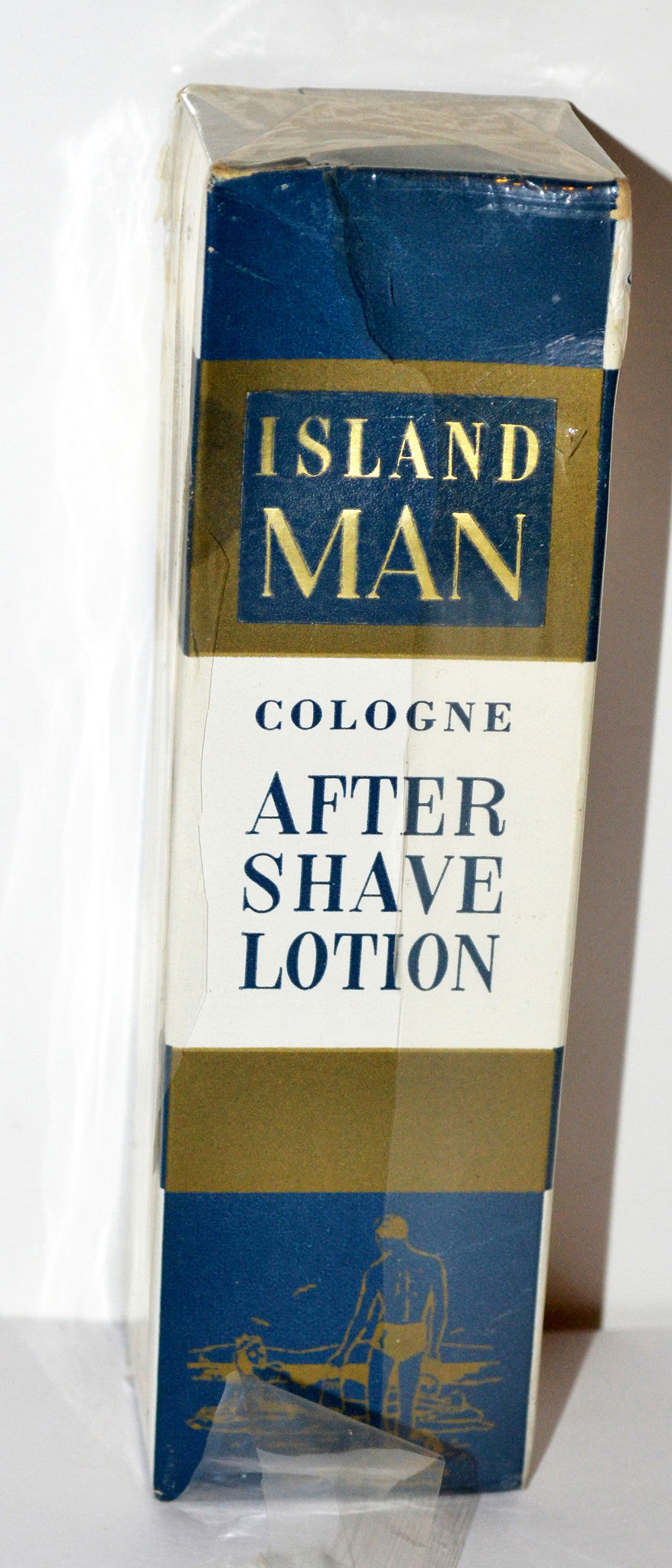 Island Man Cologne After Shave Lotion