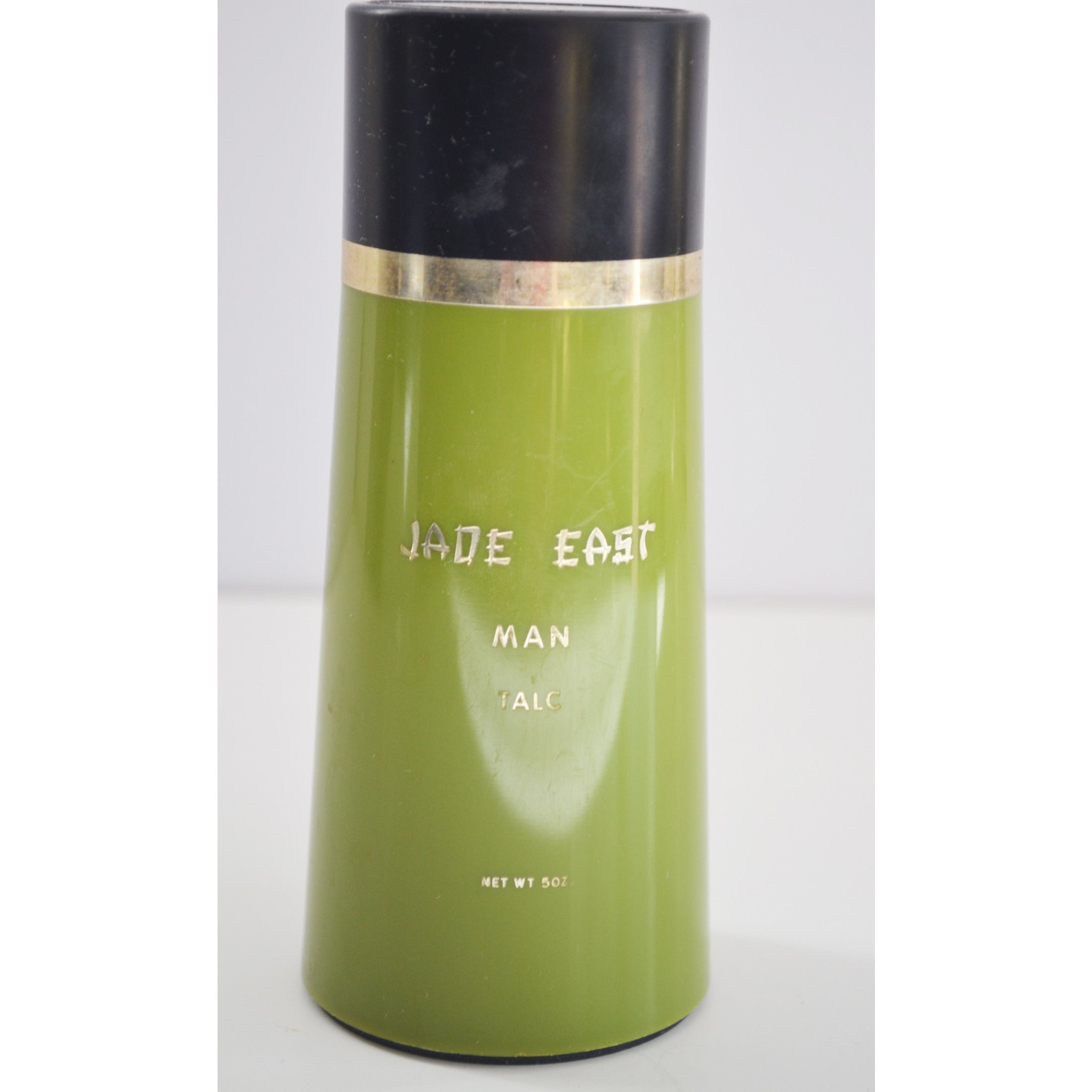 Vintage Jade East Talc Powder By Swank