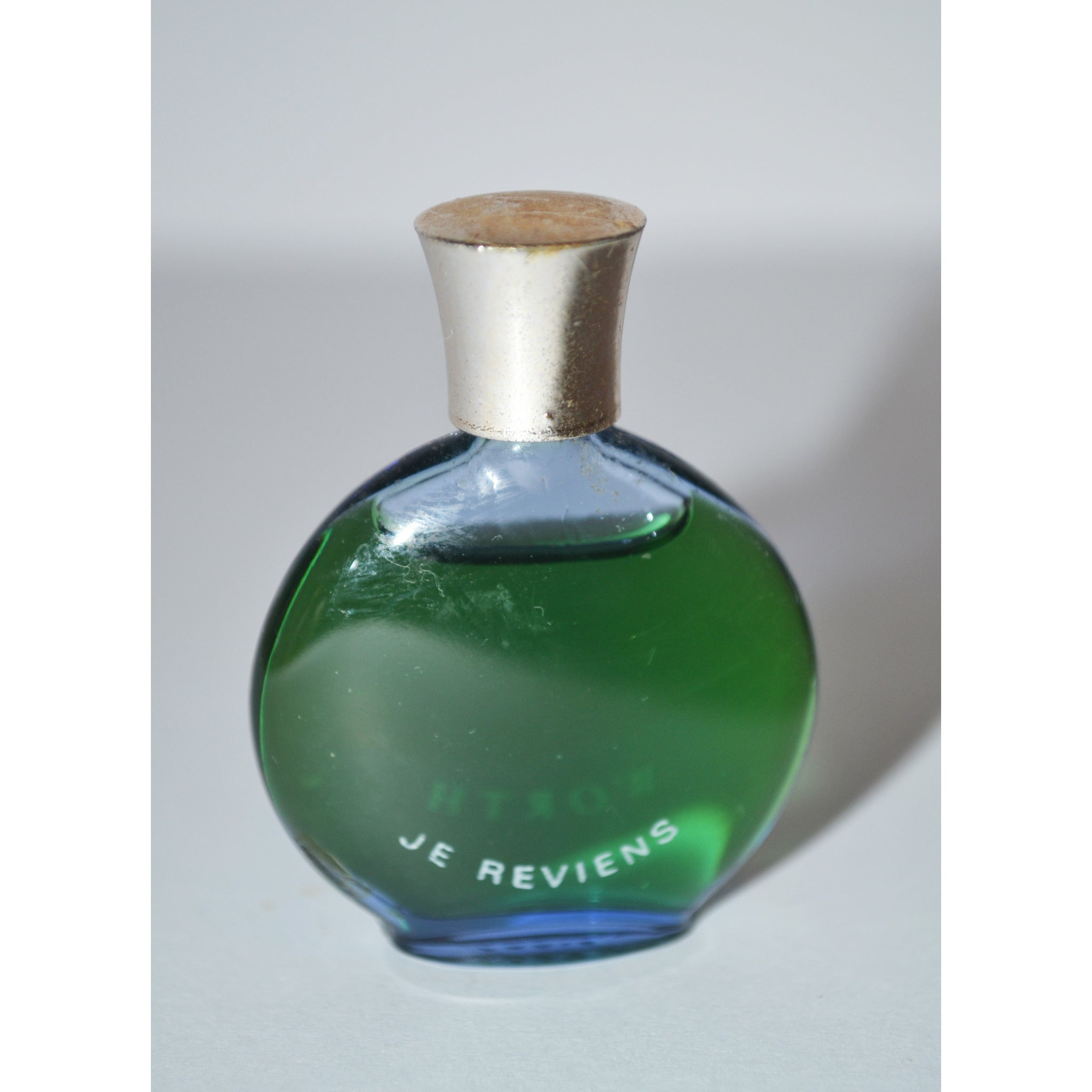 Vintage Je Reviens Perfume Mini By Worth