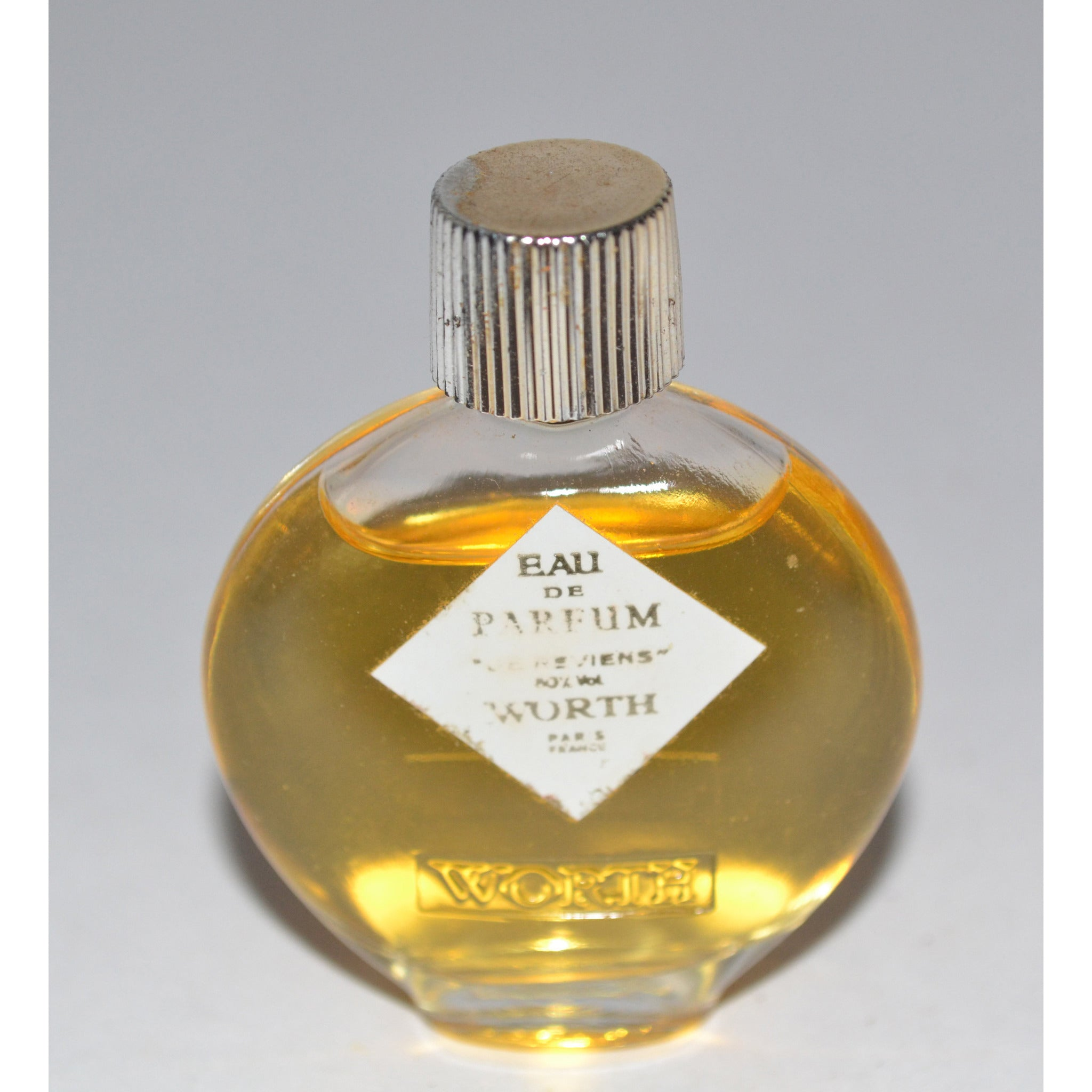 Vintage Je Reviens Eau De Toilette Mini By Worth