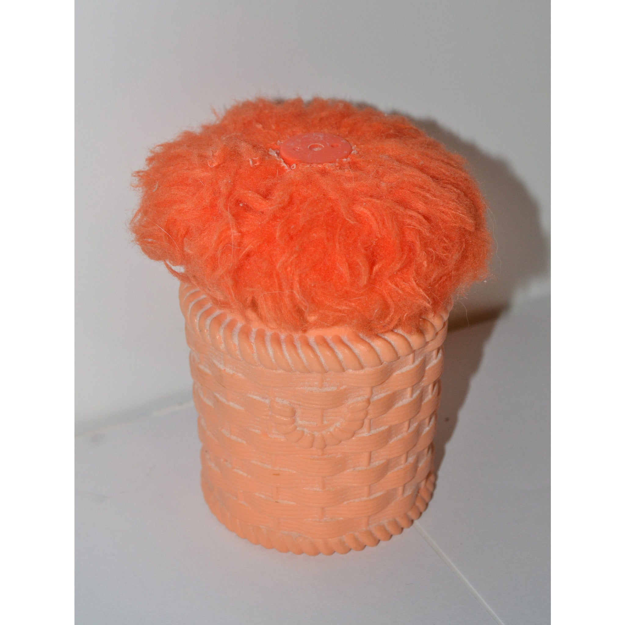 Vintage L'Origan Powder Pouf By Coty