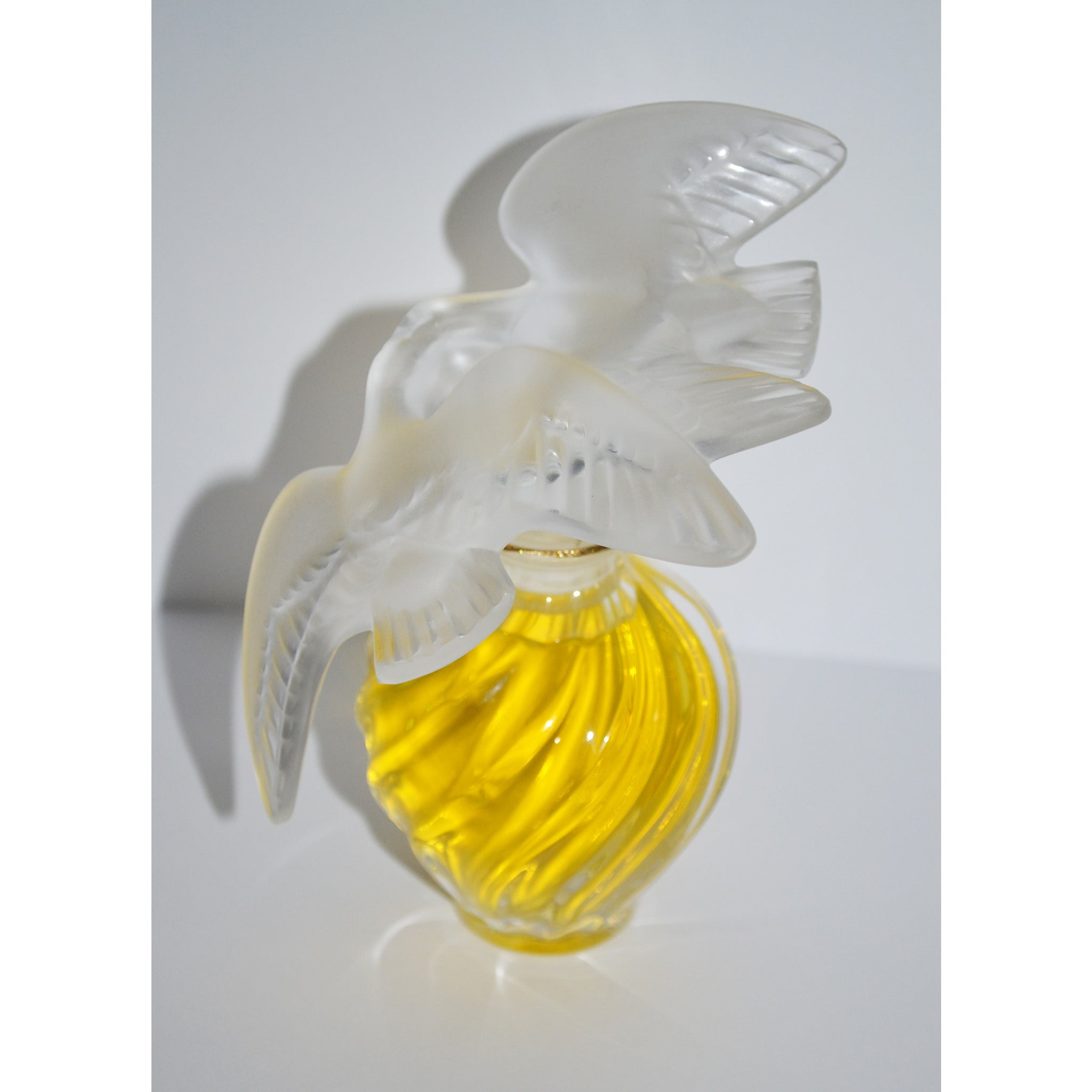 Vintage L'air Du Temps Lalique Factice By Nina Ricci