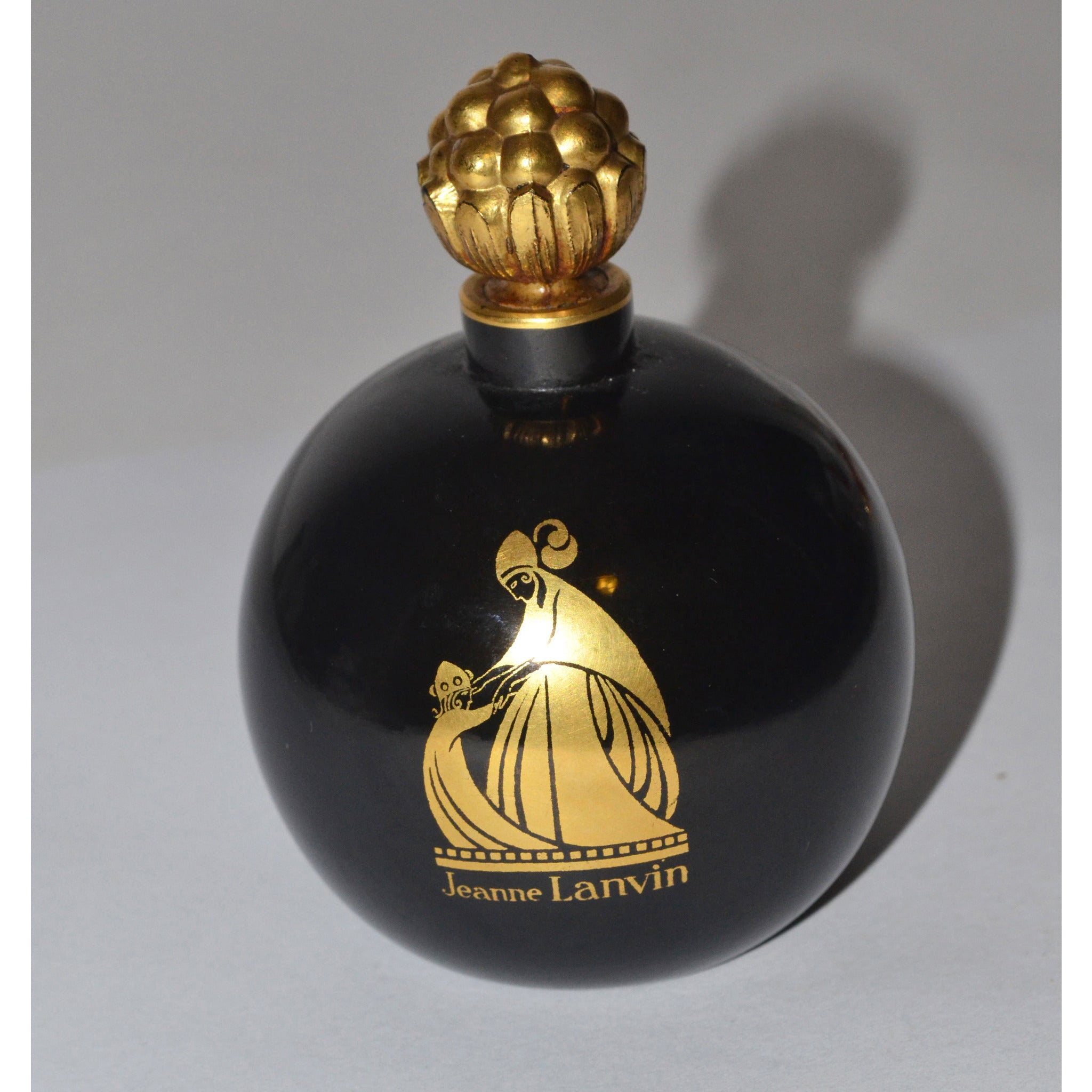 Vintage My Sin Perfume Bottle By Lanvin