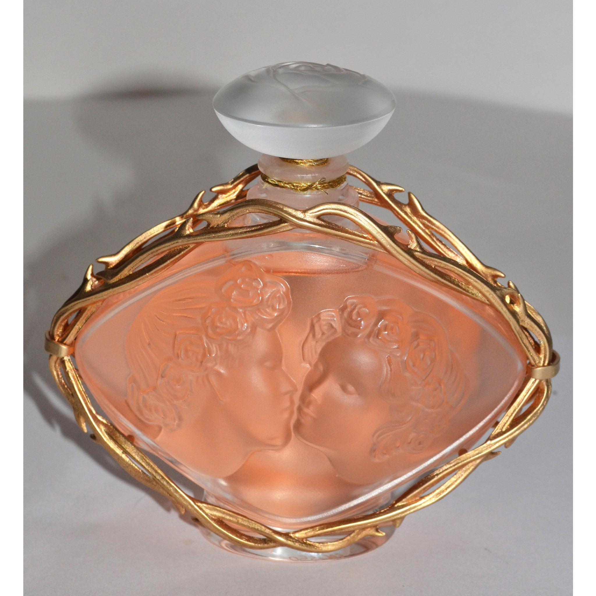 Le Baiser Perfume By Lalique 1999 Limited Flacon Collection