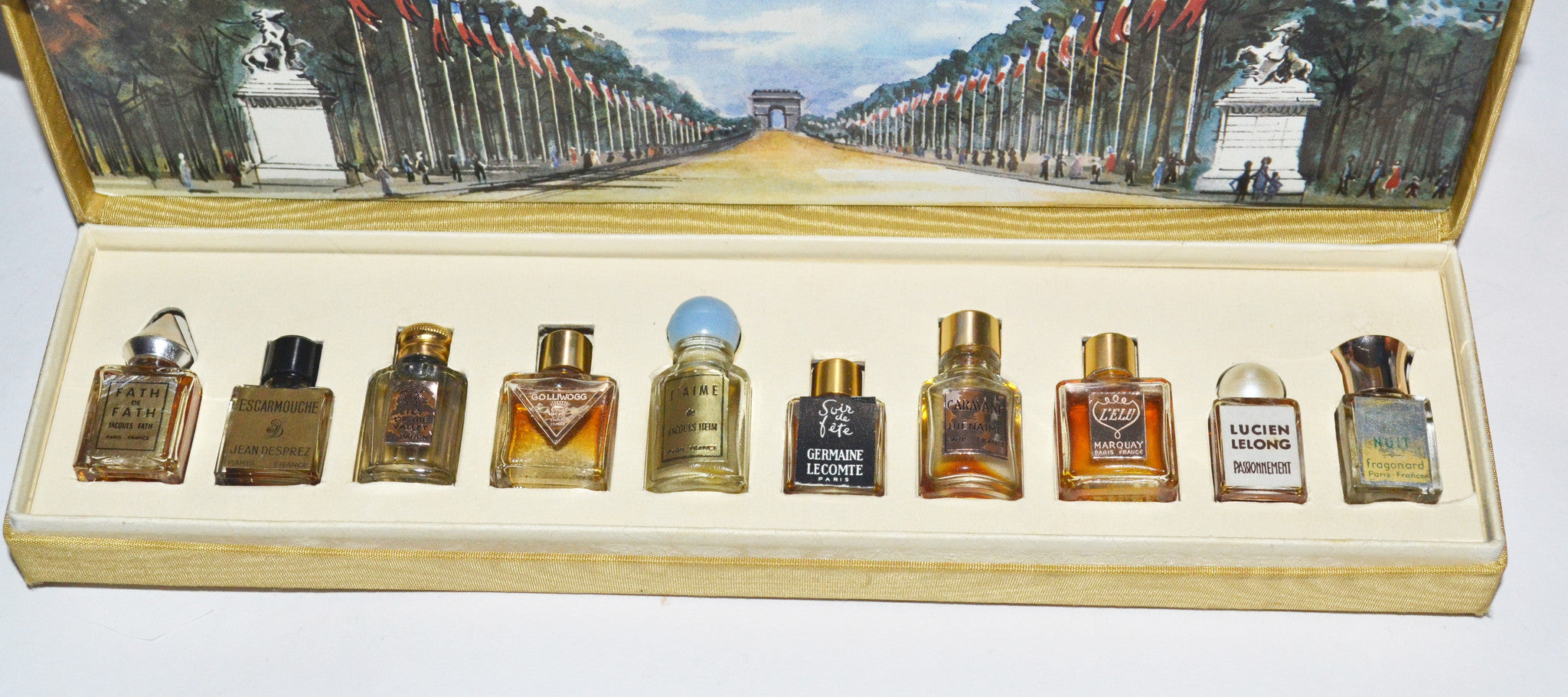 Les Parfums De Paris Mini Set