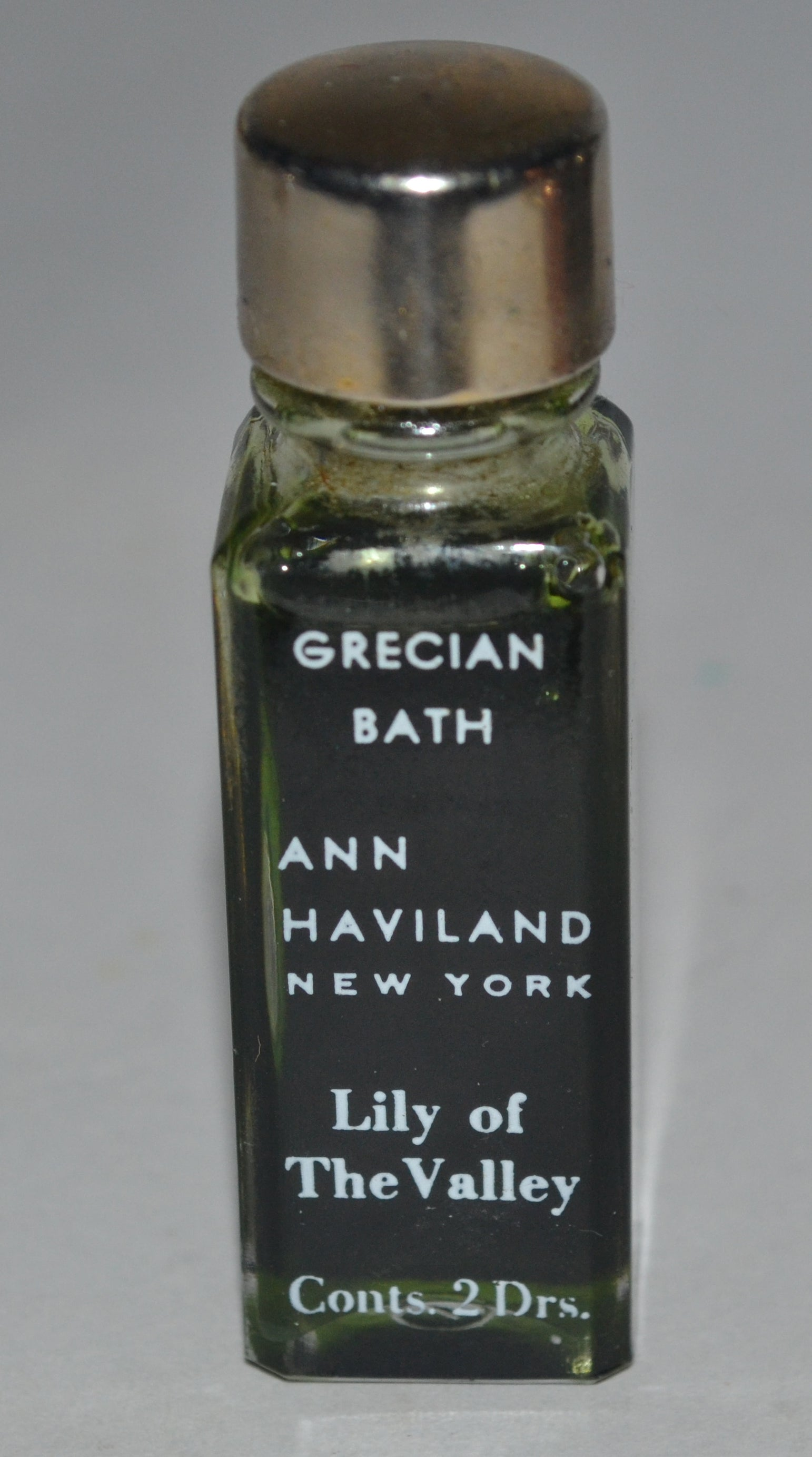 Vintage Lily of the Valley Grecian Bath Mini By Ann Haviland