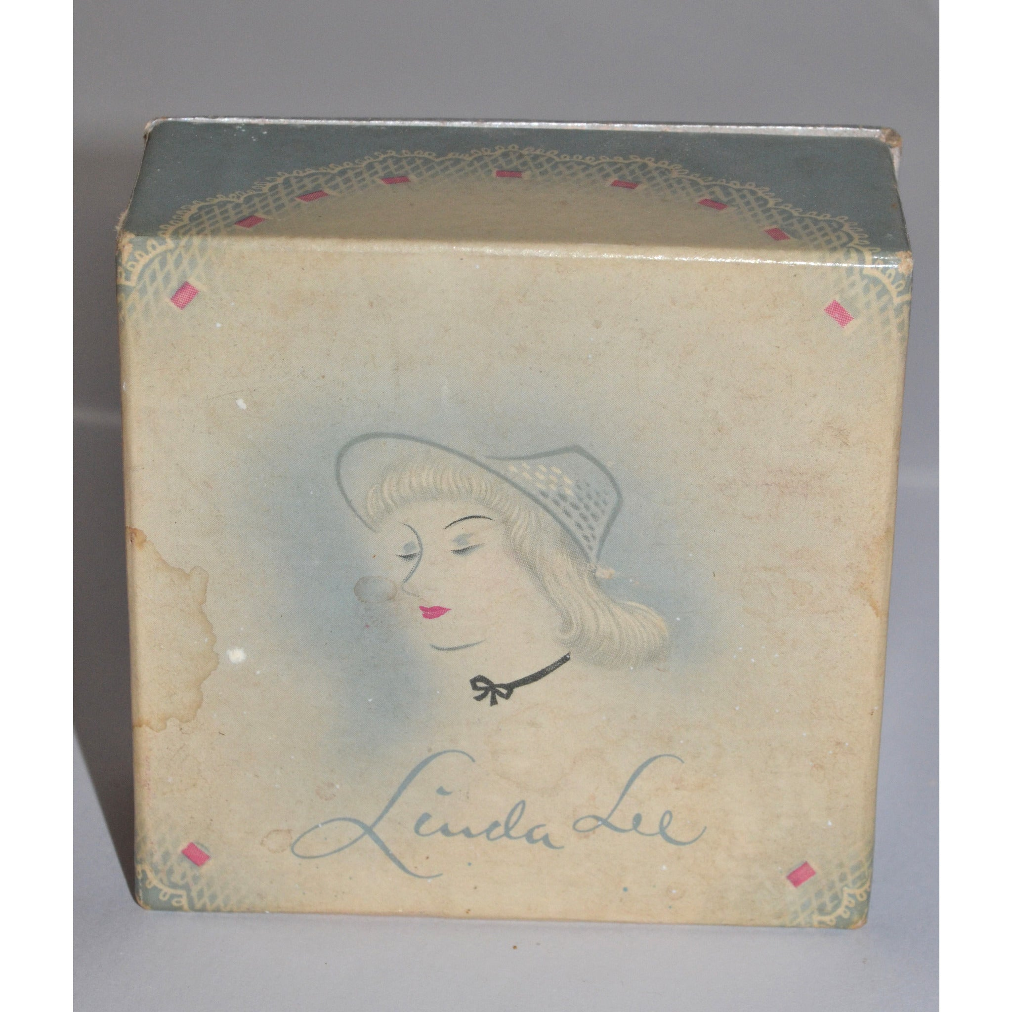 Vintage Windblown Face Powder By Linda Lee