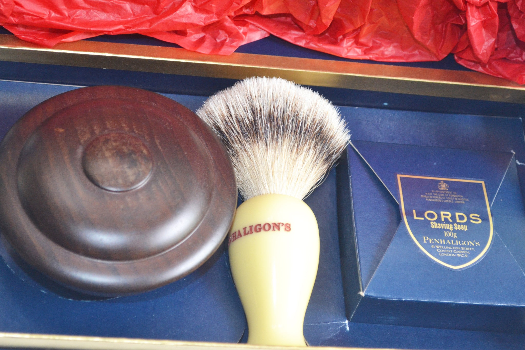 Penhaligon's Lords Shaving Set