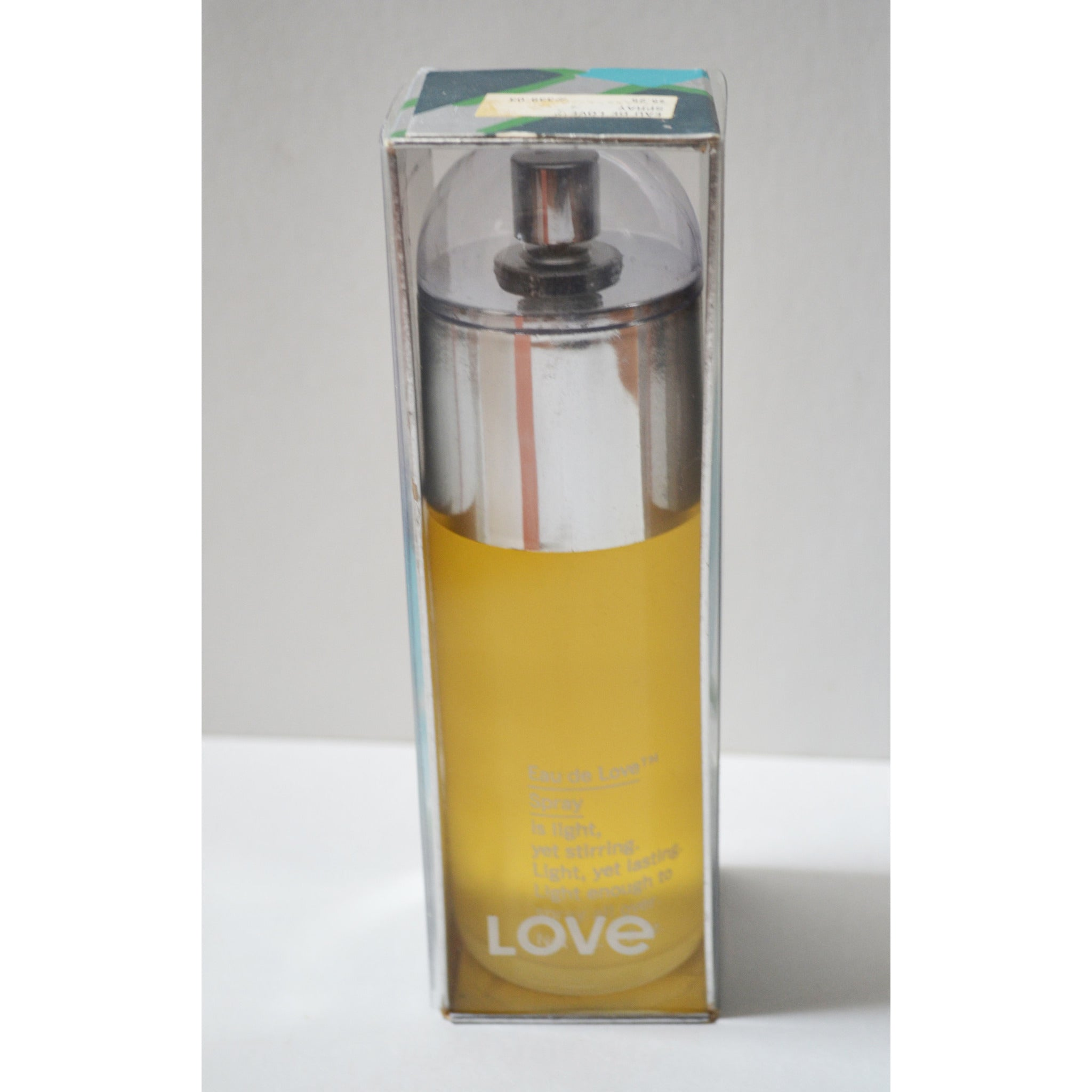 Vintage Eau De Love By Menley & James