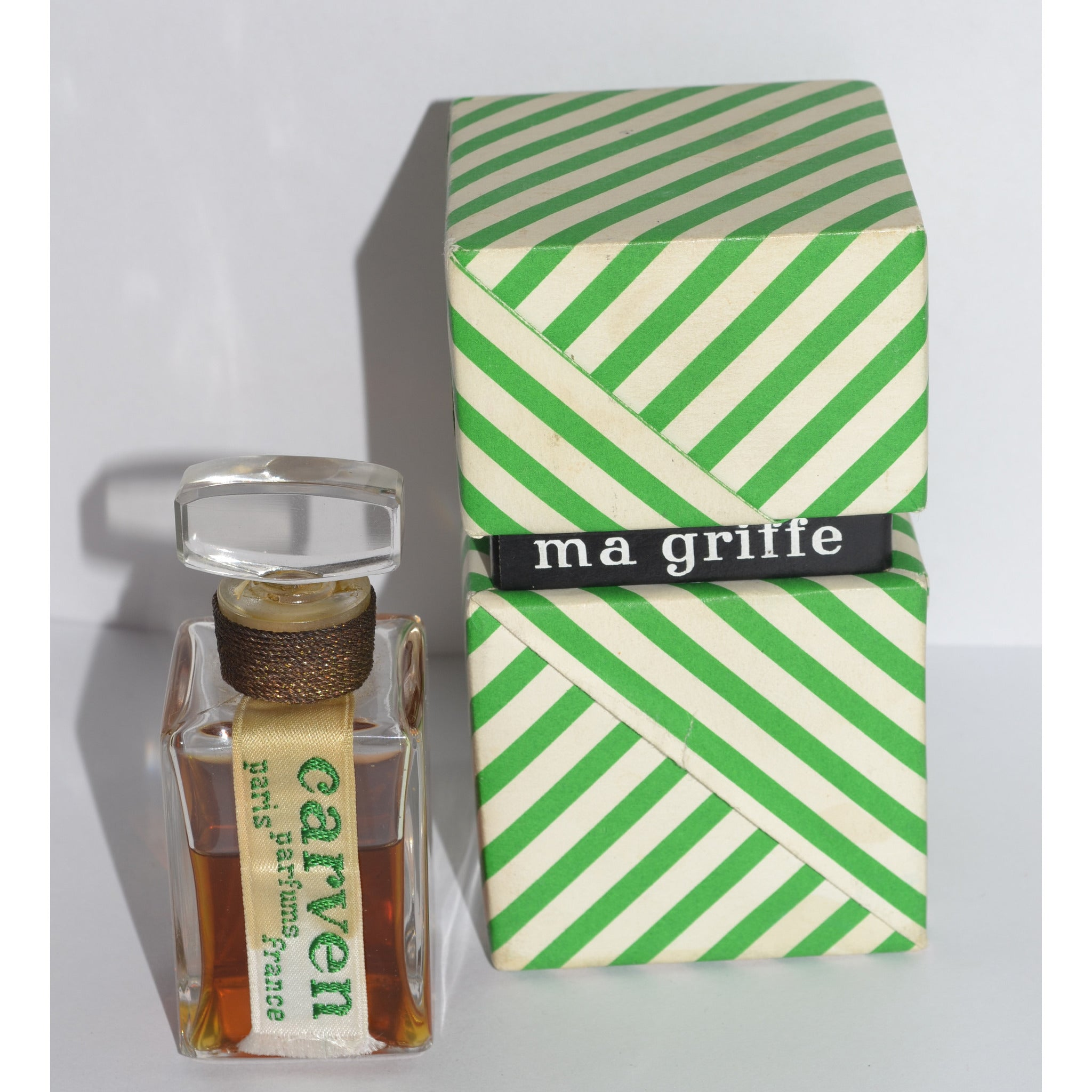 Vintage Ma Griffe Parfum By Carven