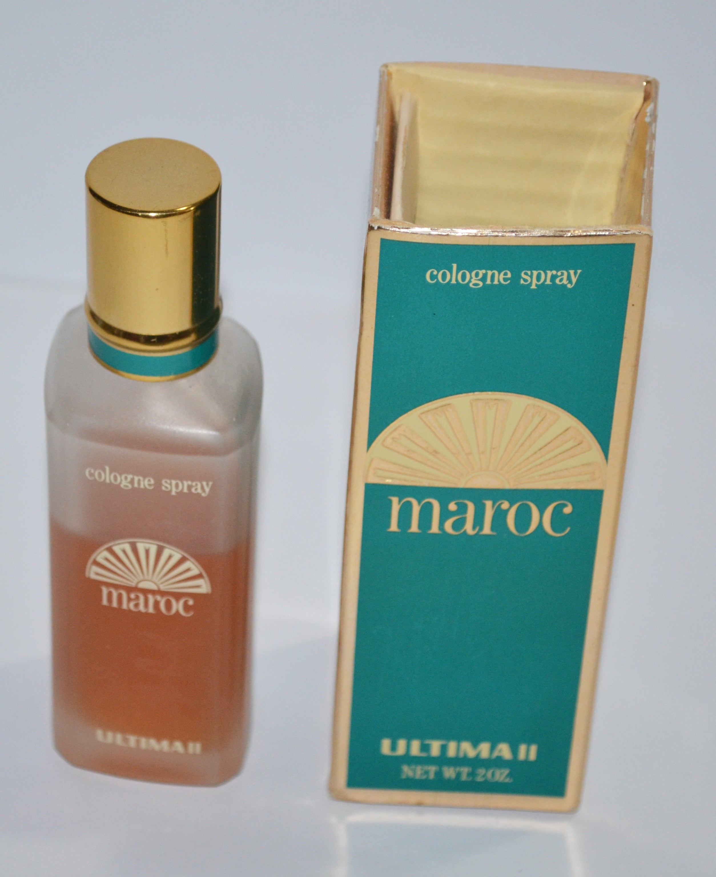 Vintage Maroc Cologne Spray By Ultima II - Charles Revson