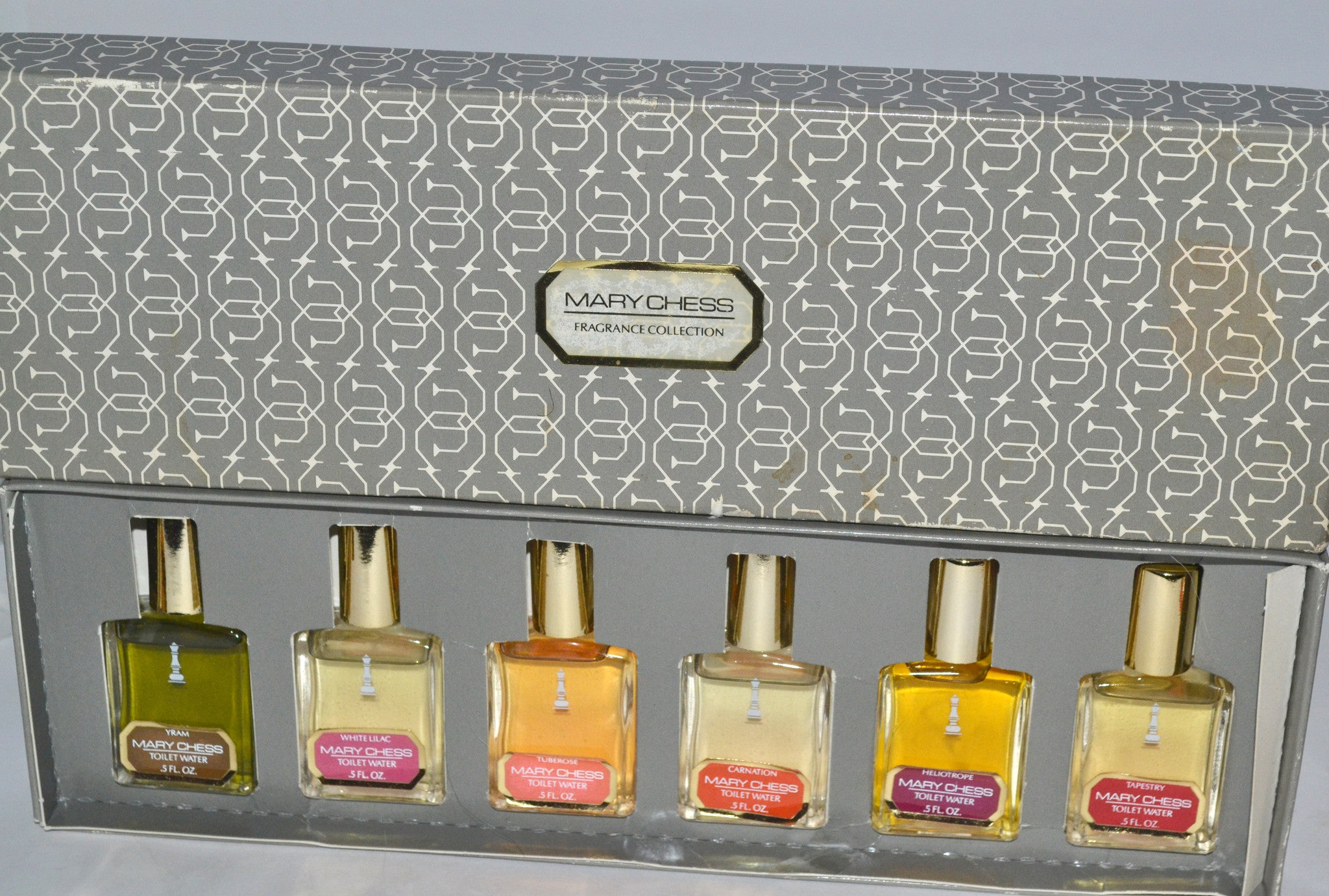 Mary Chess Fragrance Collection