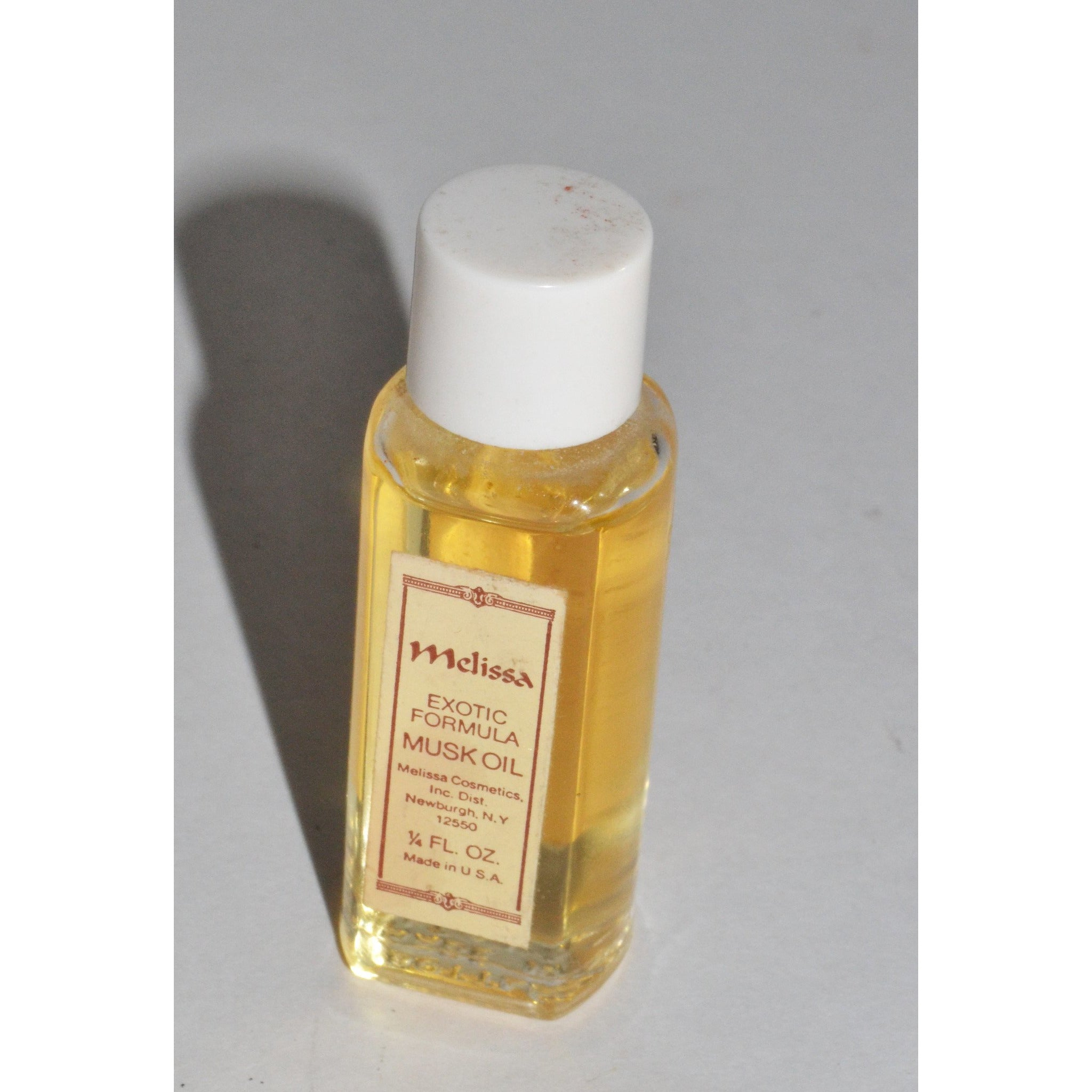 Vintage Exotic Formula Musk Oil By Melissa
