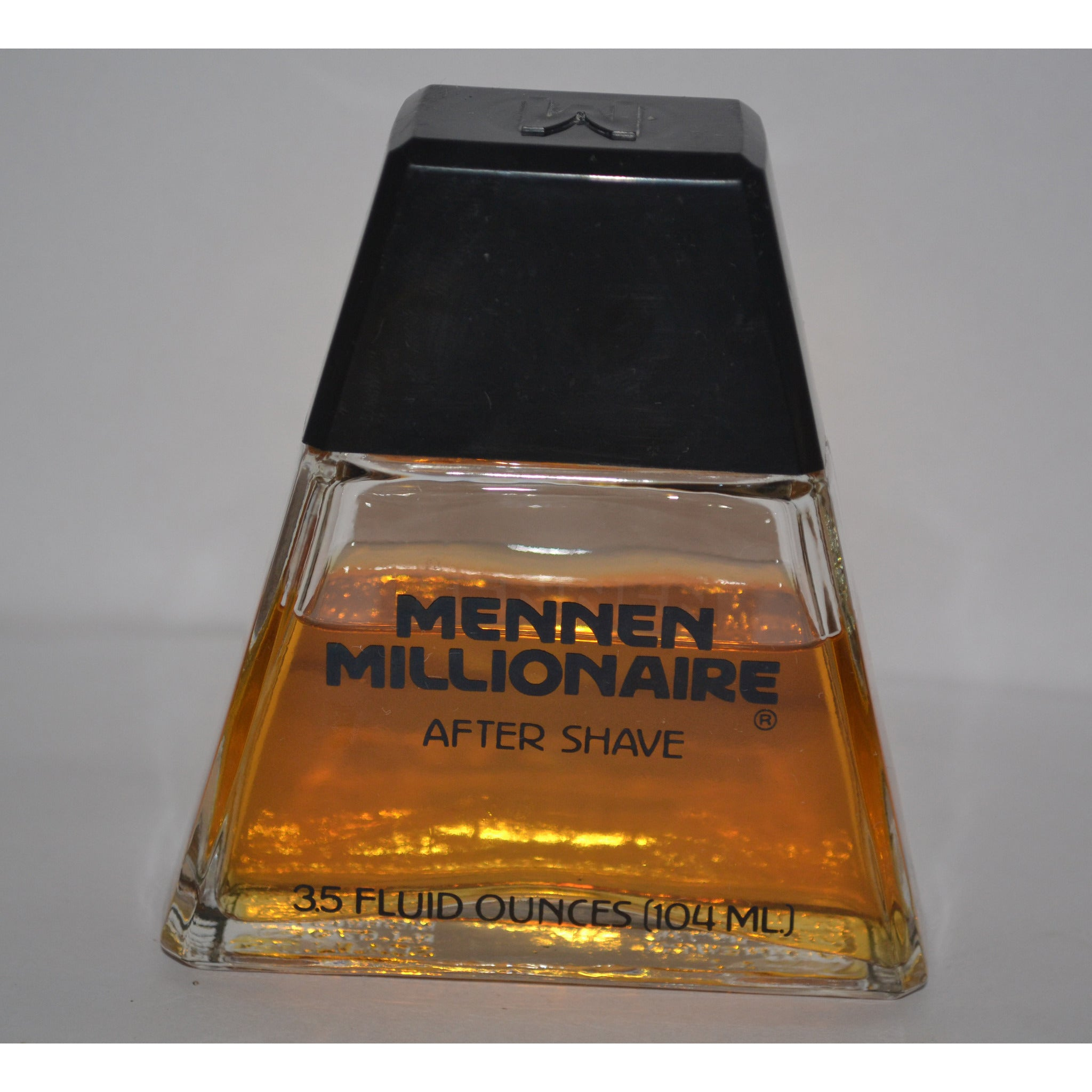 Vintage  Millionaire After Shave By Mennen