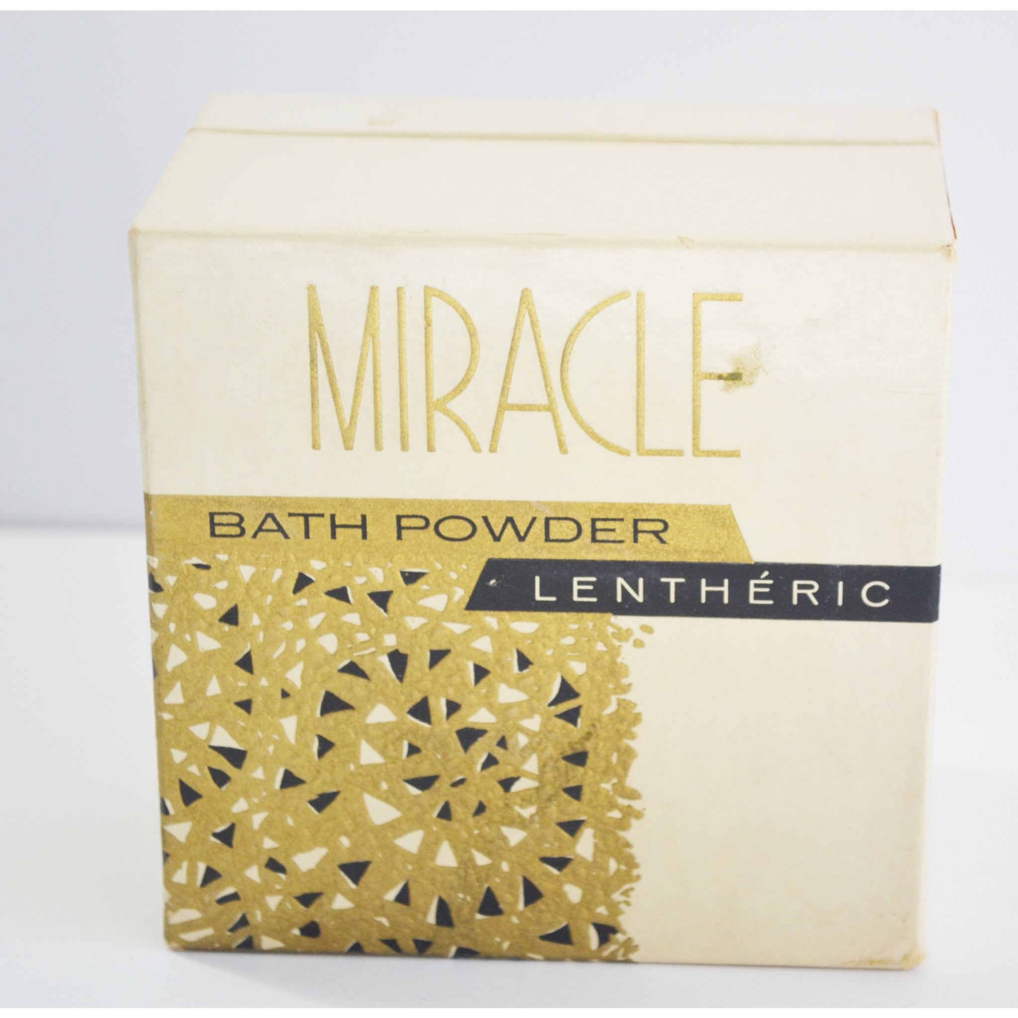 Vintage Miracle Bath Powder By Lentheric