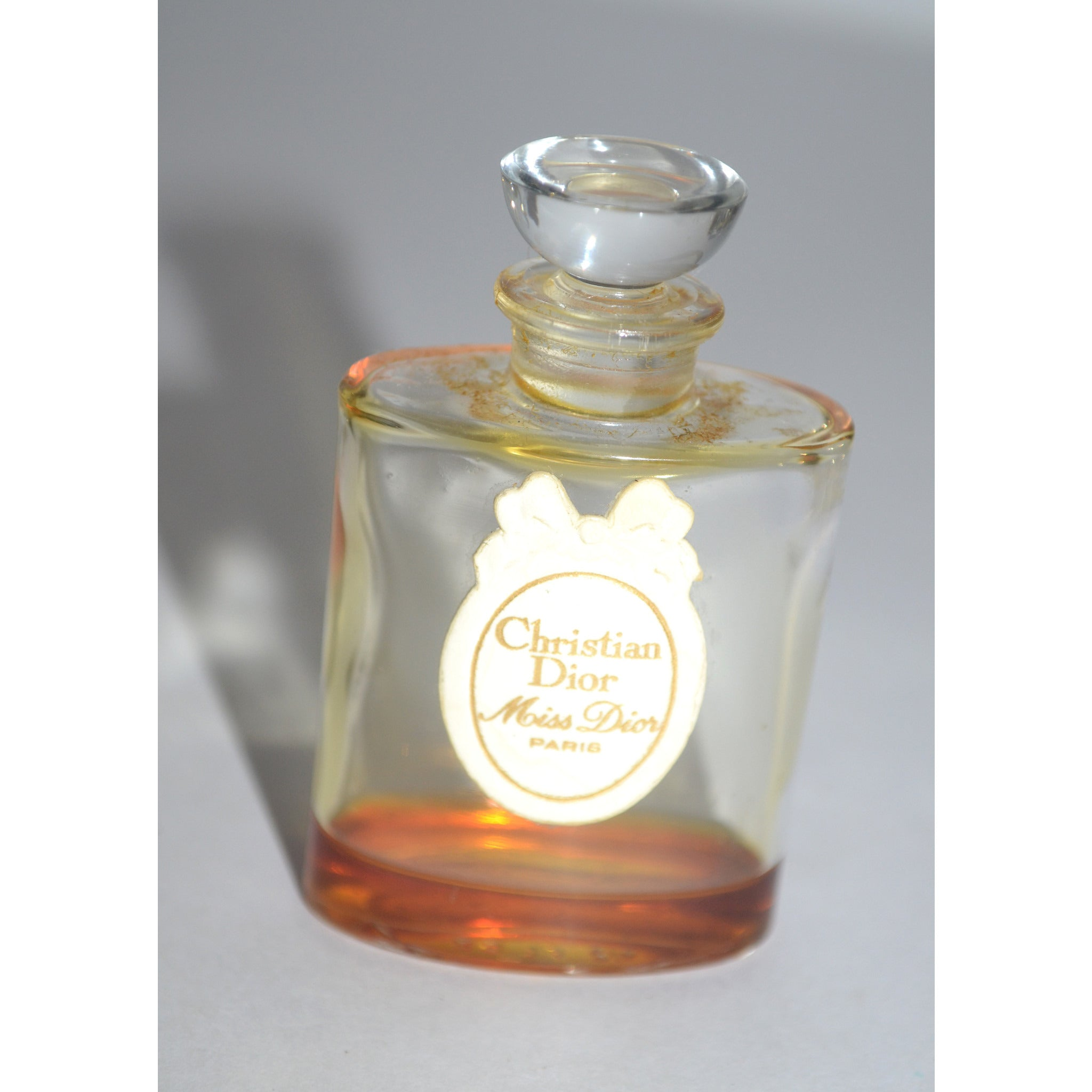 Vintage Miss Dior Perfume By Christian Dior