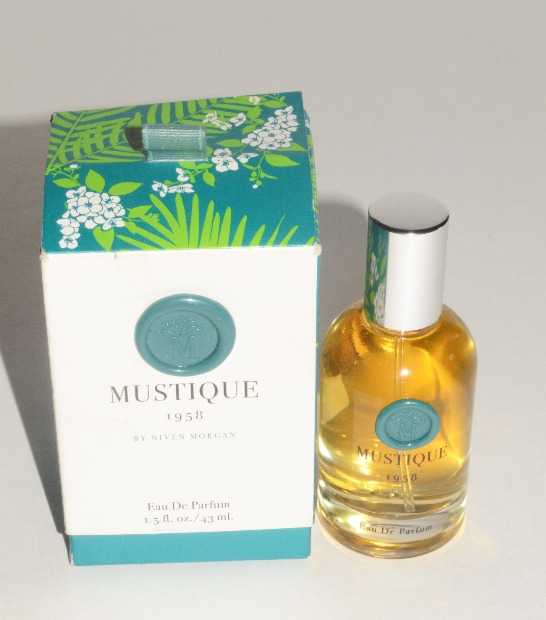 Discontinued Mustique Eau De Parfum By Niven Morgan