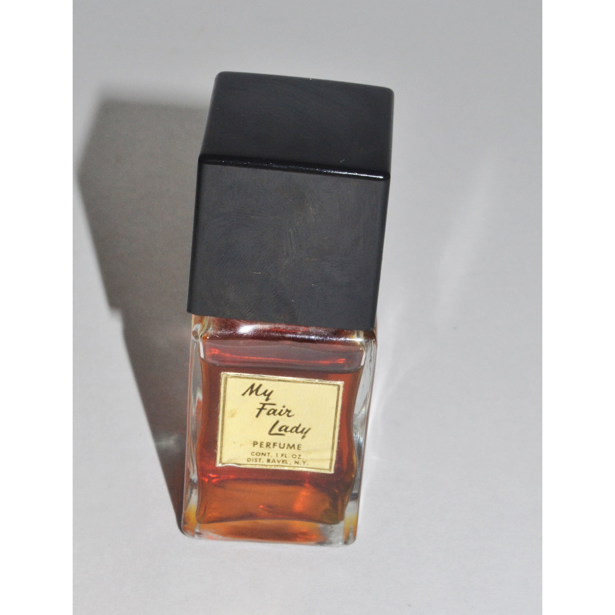 Vintage My Fair Lady Perfume By Ravel