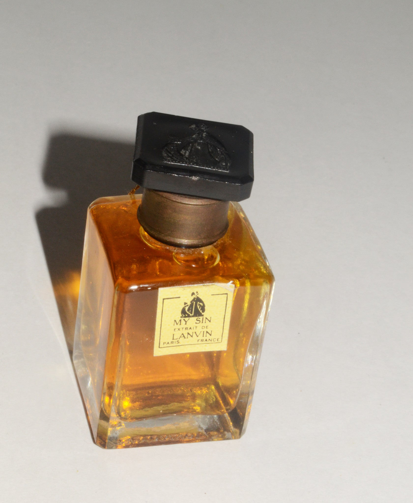 Vintage My Sin Extrait Perfume By Lanvin