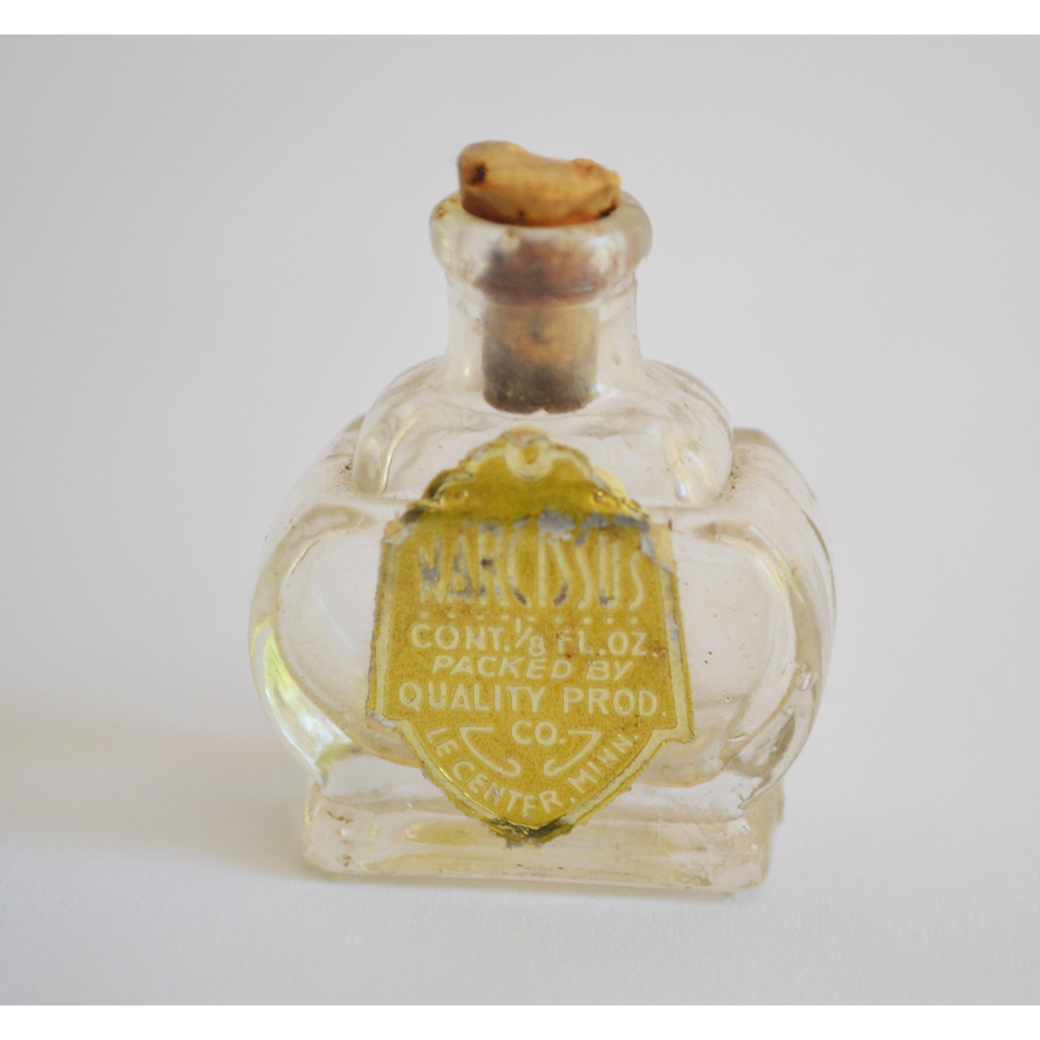 Vintage Narcissus Perfume Mini By Le Center