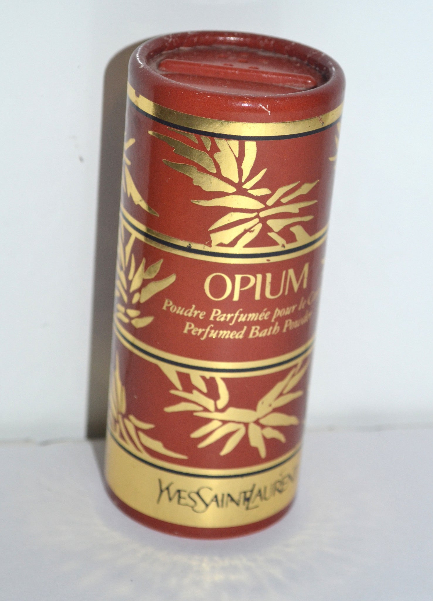 Yves Saint Laurent Opium Perfumed Bath Powder