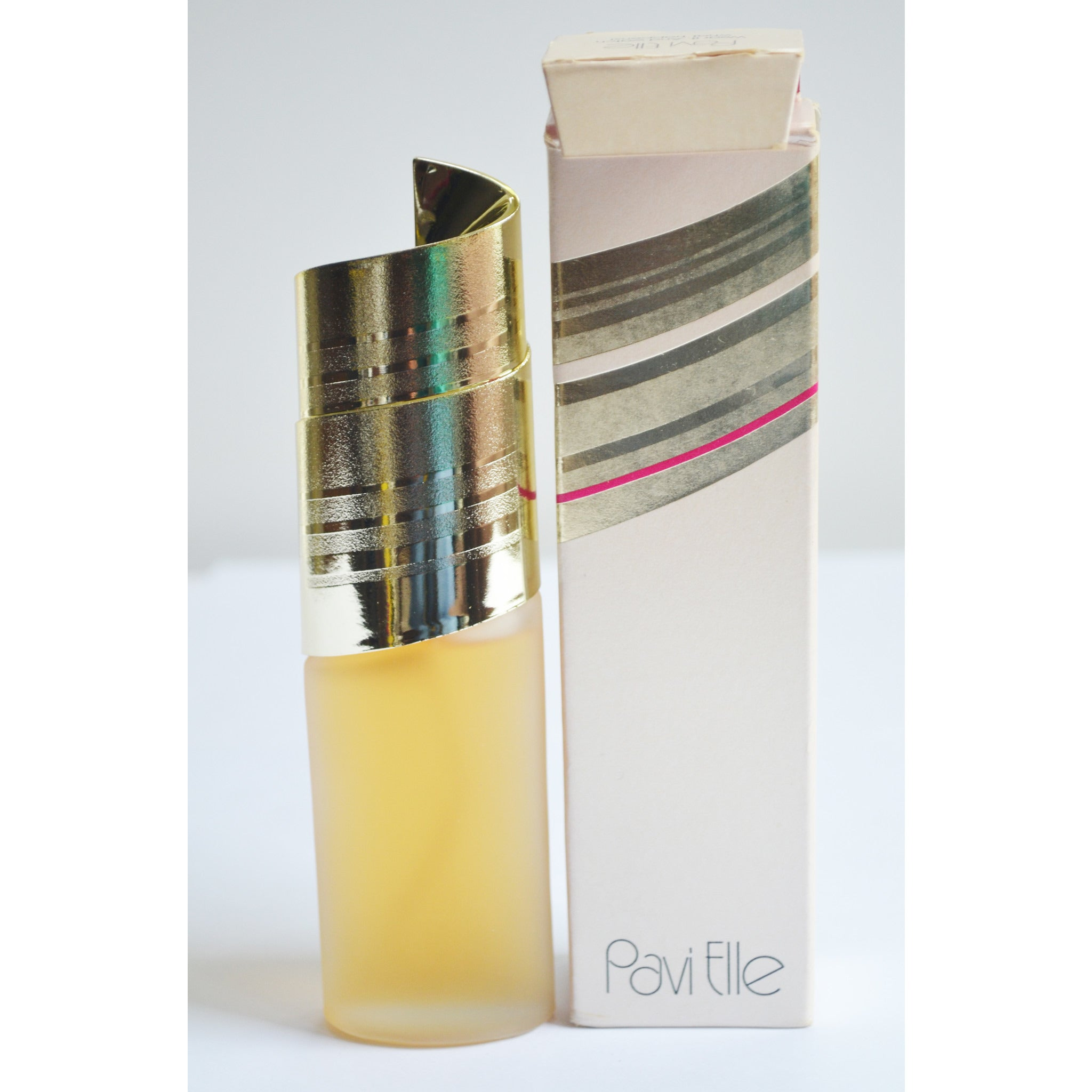 Vintage Pavi Elle Ultra Cologne By Avon