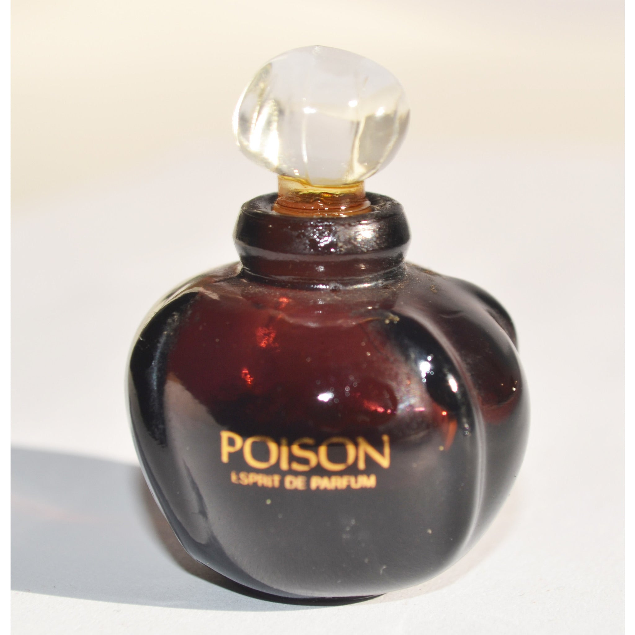 Vintage Poison Espirit De Parfum Mini By Christian Dior