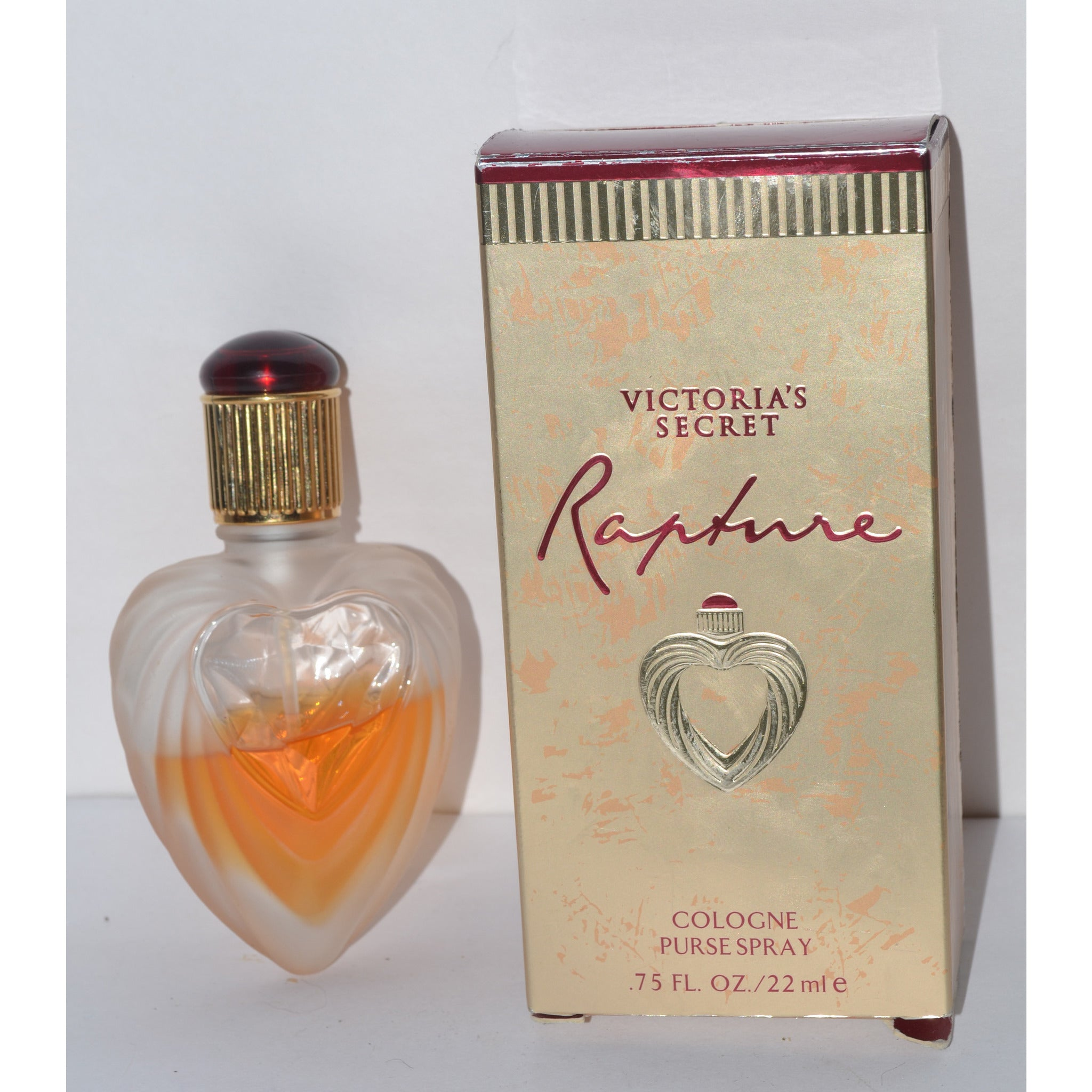 Discontinued Rapture Cologne By Victoria's Secret