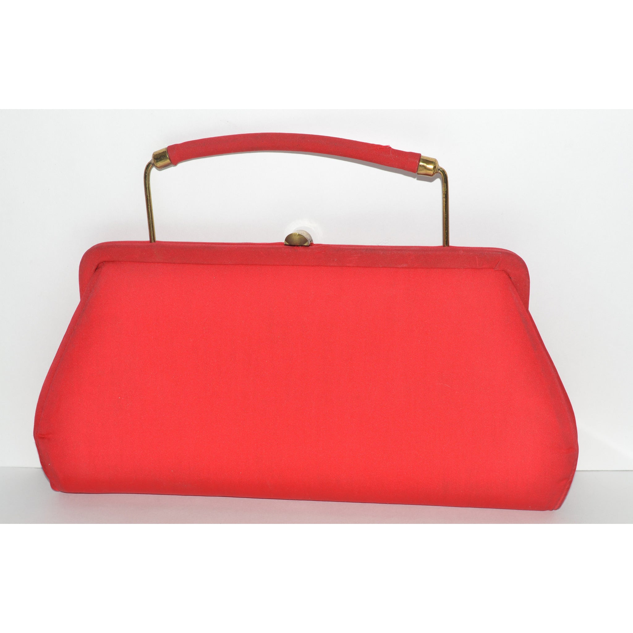 Vintage Red Fashion Purse