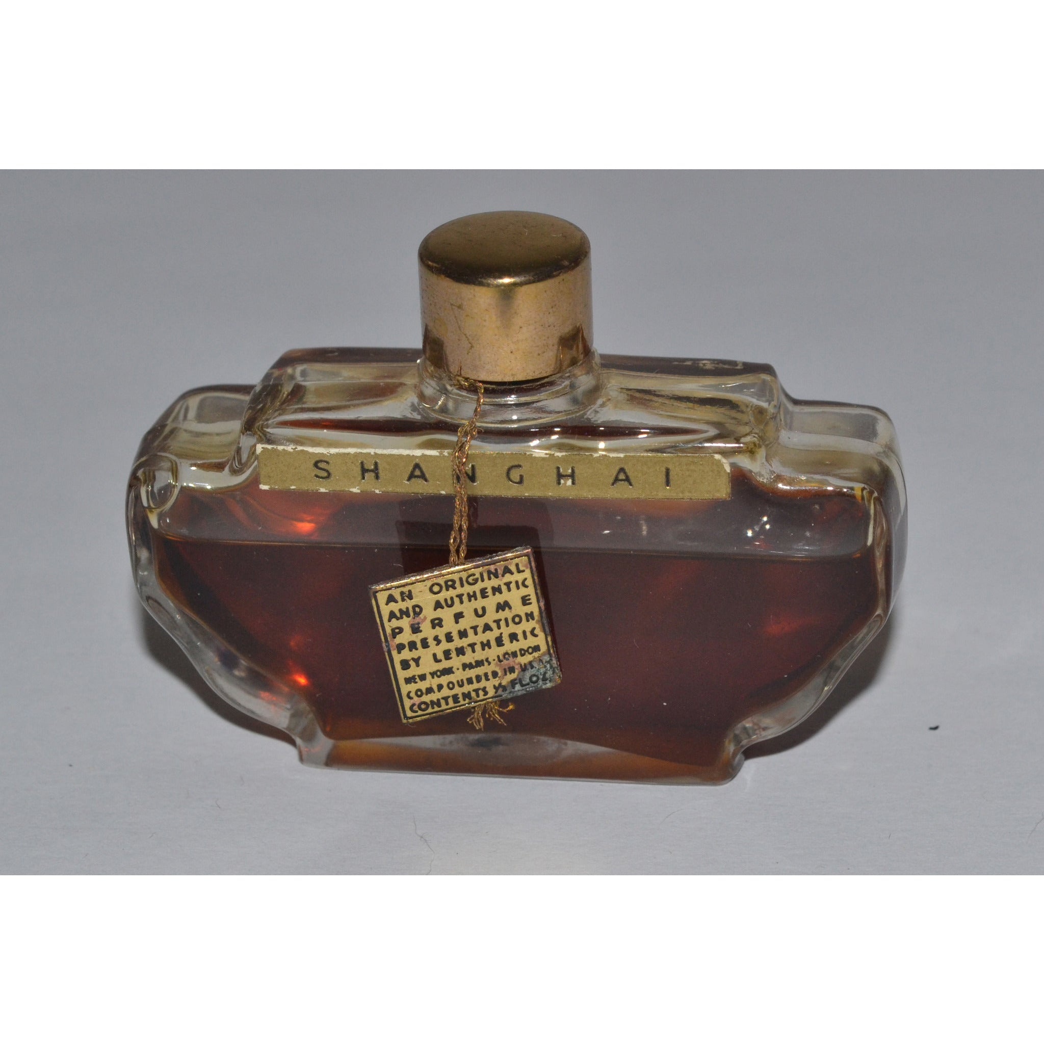 Vintage Shanghai Perfume By Lentheric