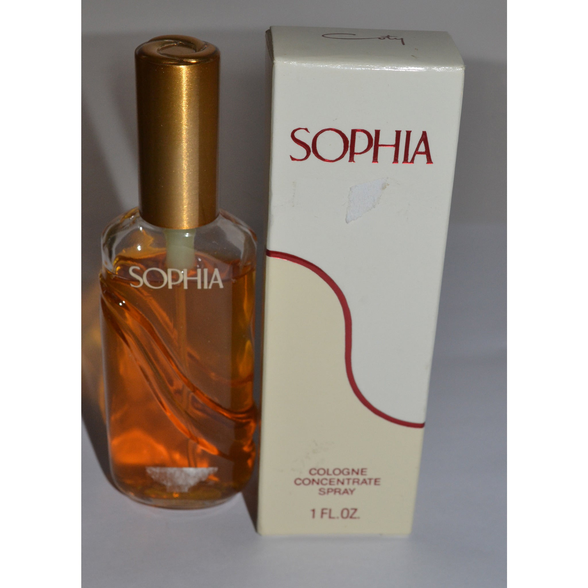 Vintage Sophia Cologne Spray By Coty