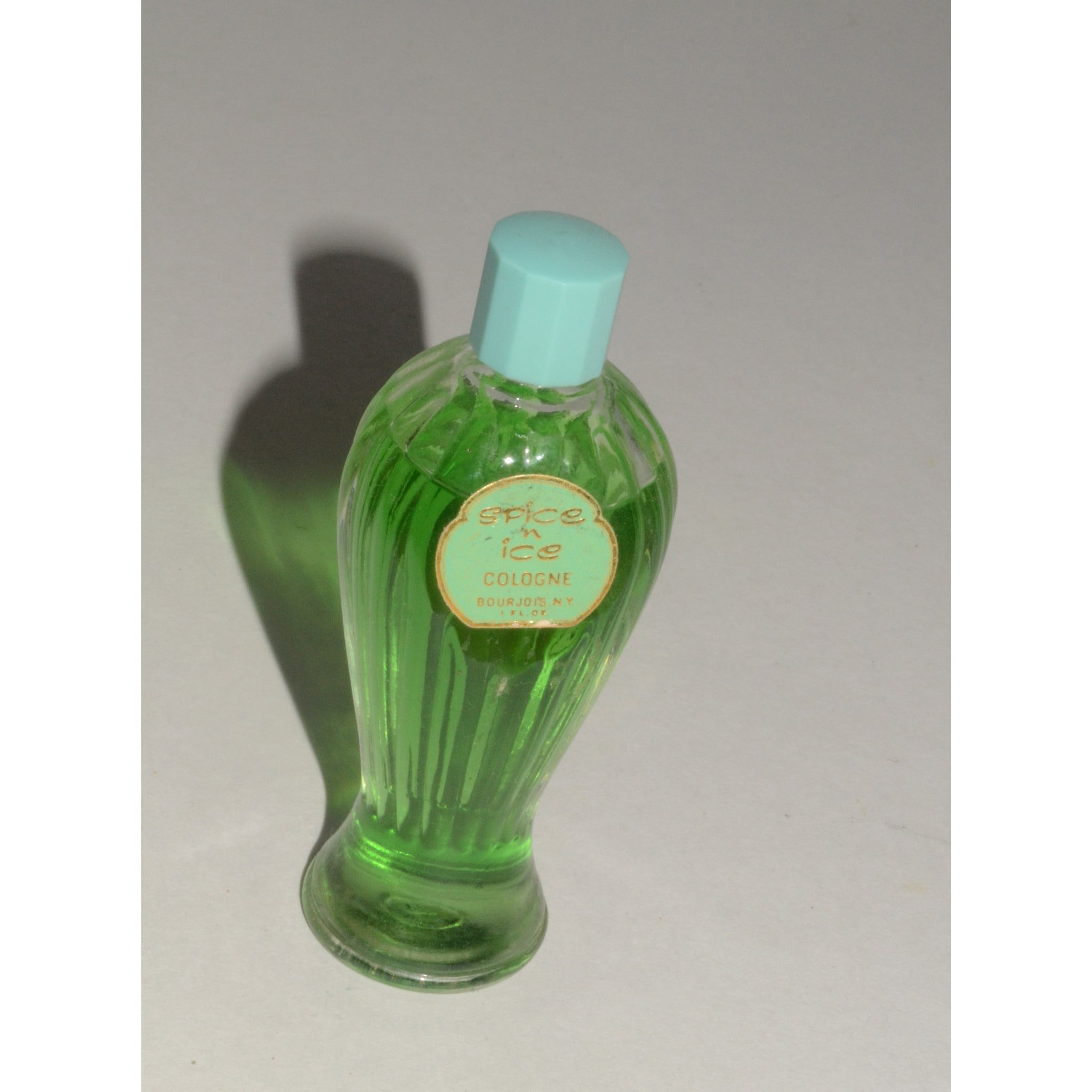 Vintage Spice n Ice Cologne By Bourjois