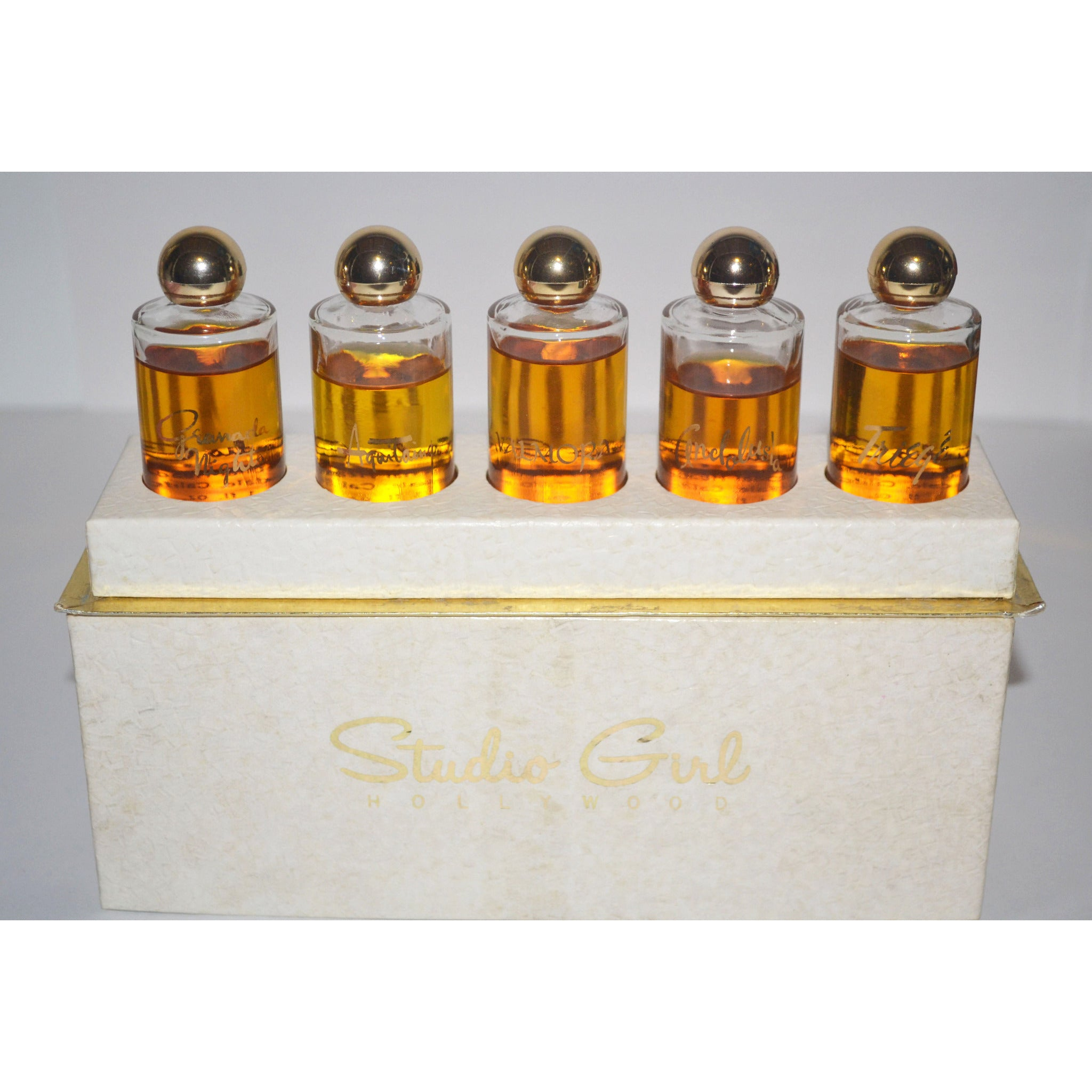 Vintage Studio Girl Hollywood Cologne Royale Set
