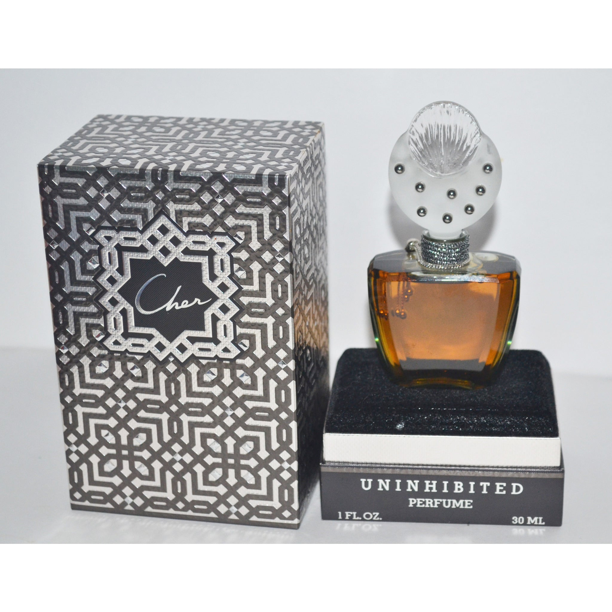 Vintage Uninhibited Perfume By Cher