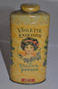 Kirk Violette Exquisite Talcum Powder